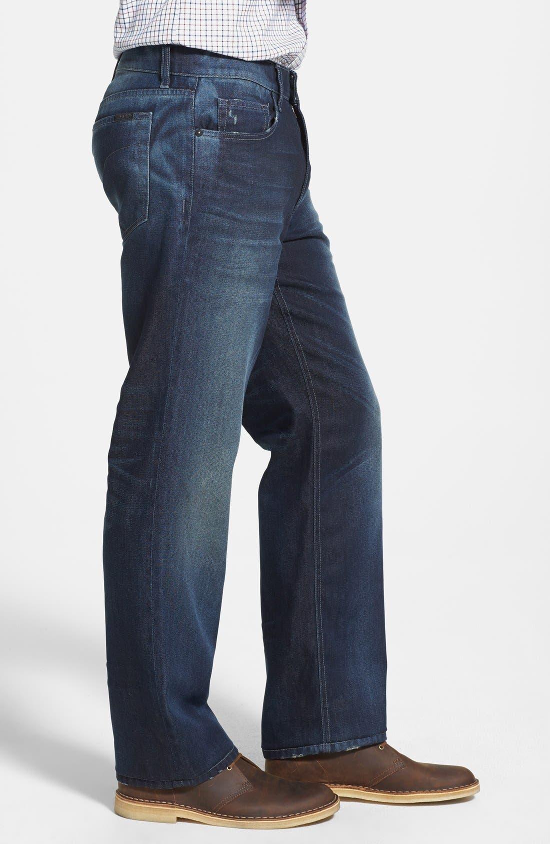 Alternate Image 3  - Joe's 'Rebel' Relaxed Fit Jeans (Harrison)