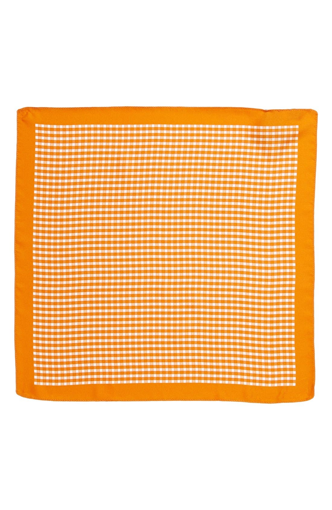 Alternate Image 3  - BOSS HUGO BOSS Silk Pocket Square