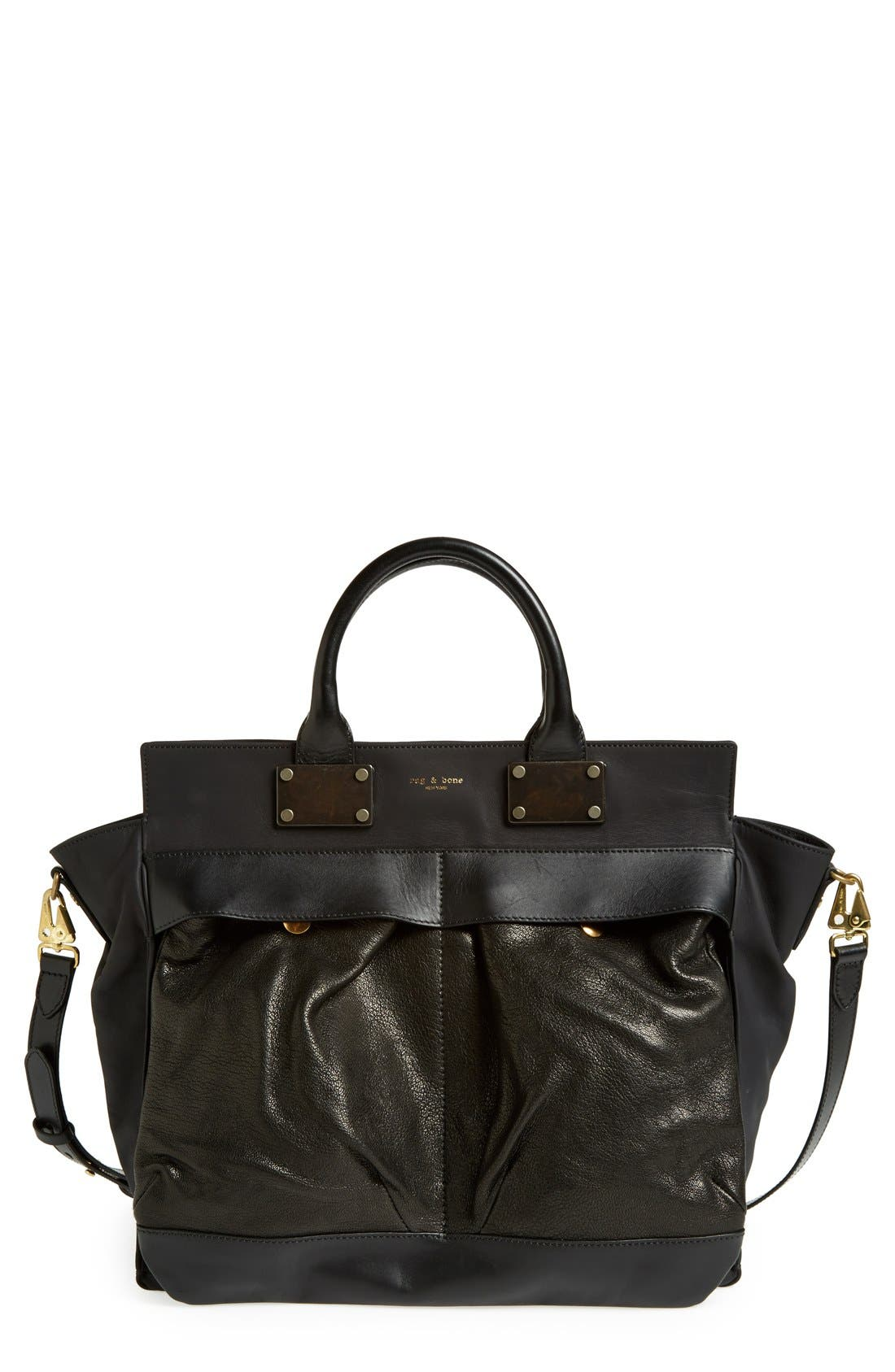Alternate Image 1 Selected - rag & bone 'Large Pilot' Satchel