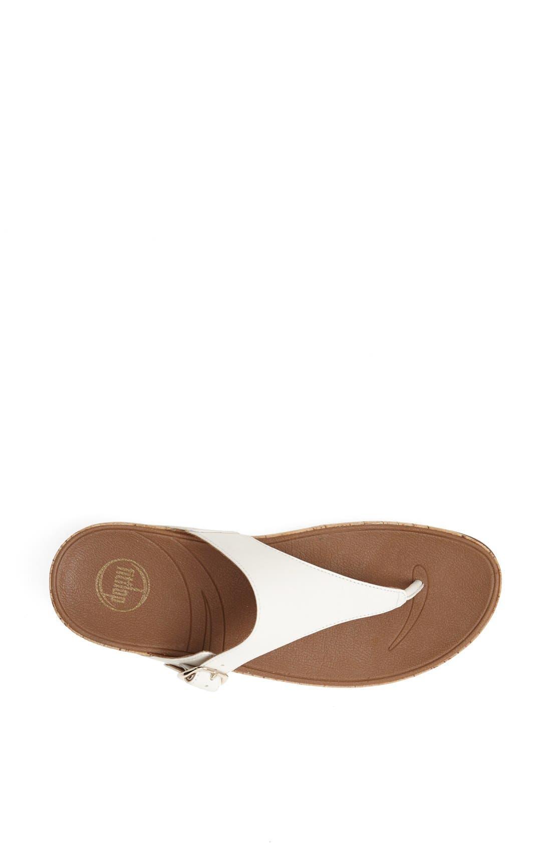 Alternate Image 3  - FitFlop 'The Skinny™' Sandal