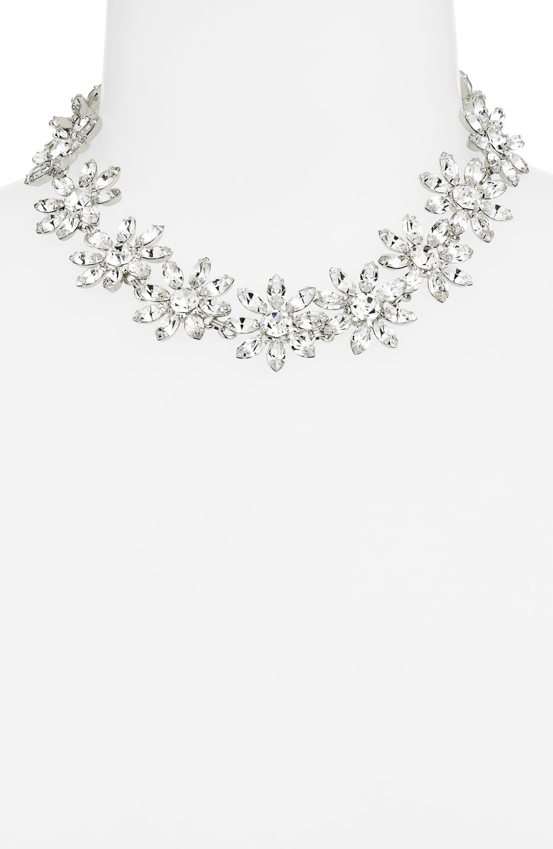 Main Image - Nordstrom 'Occasion' Crystal Collar Necklace