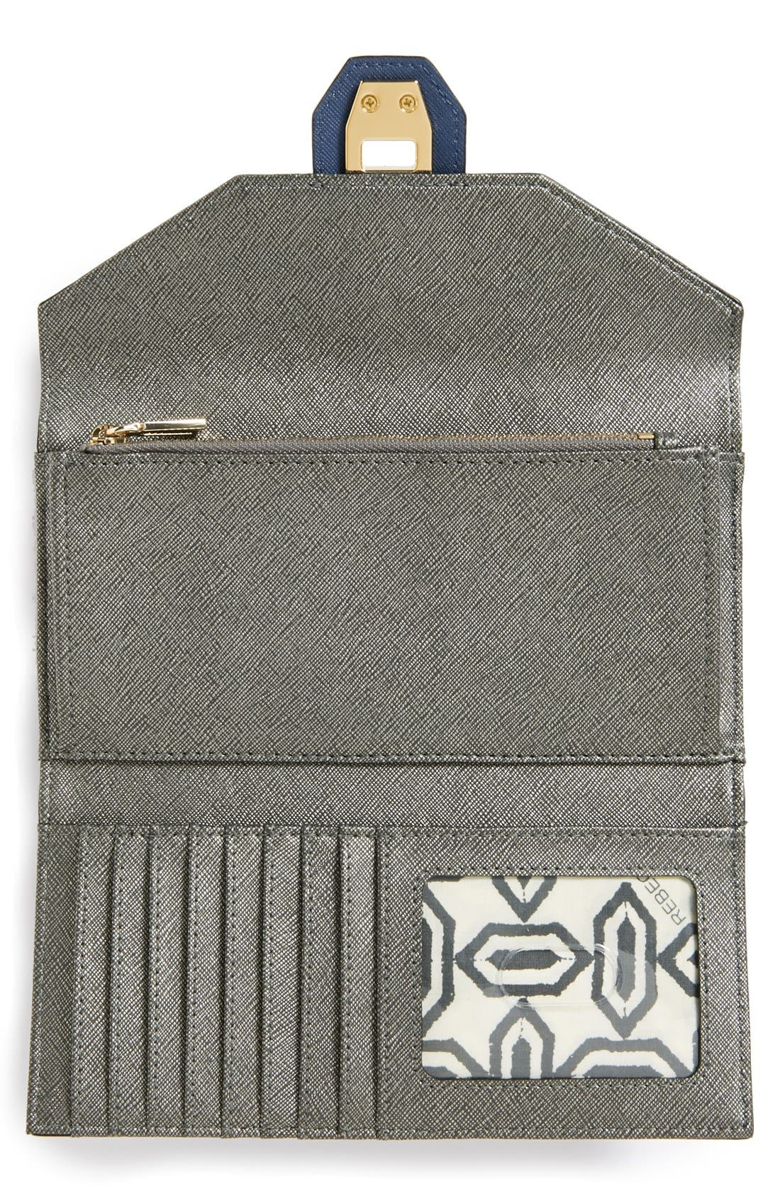 Alternate Image 2  - Rebecca Minkoff 'Mason' Turnlock Wallet