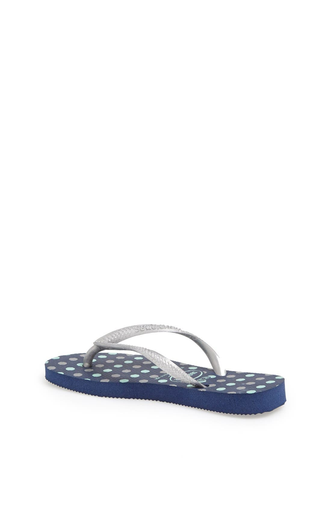 Alternate Image 2  - Havaianas 'Slim Fresh' Flip Flop (Toddler & Little Kid)