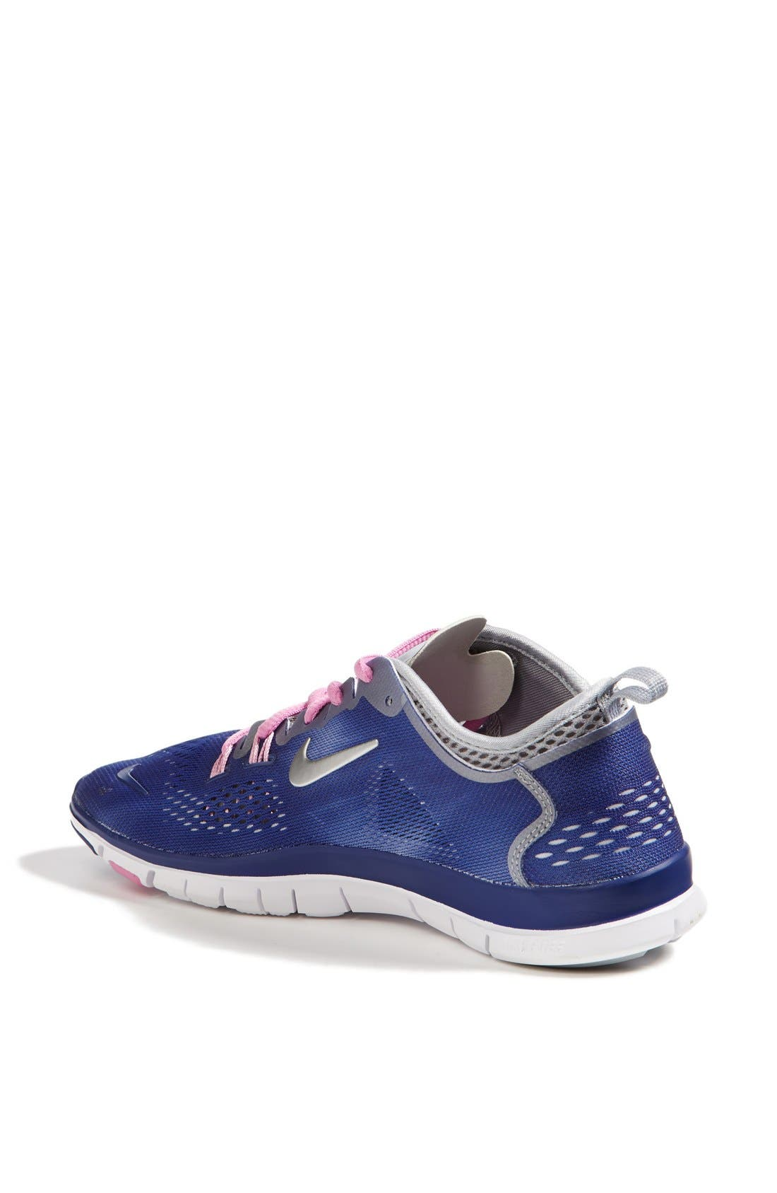 Alternate Image 2  - Nike 'Free 5.0 Fit' Tie Dye Training Shoe (Women)