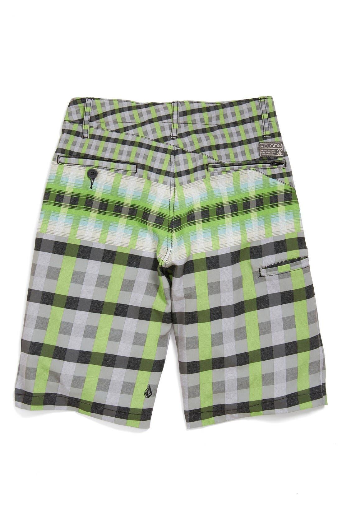 Alternate Image 2  - Volcom Hybrid Shorts (Big Boys)