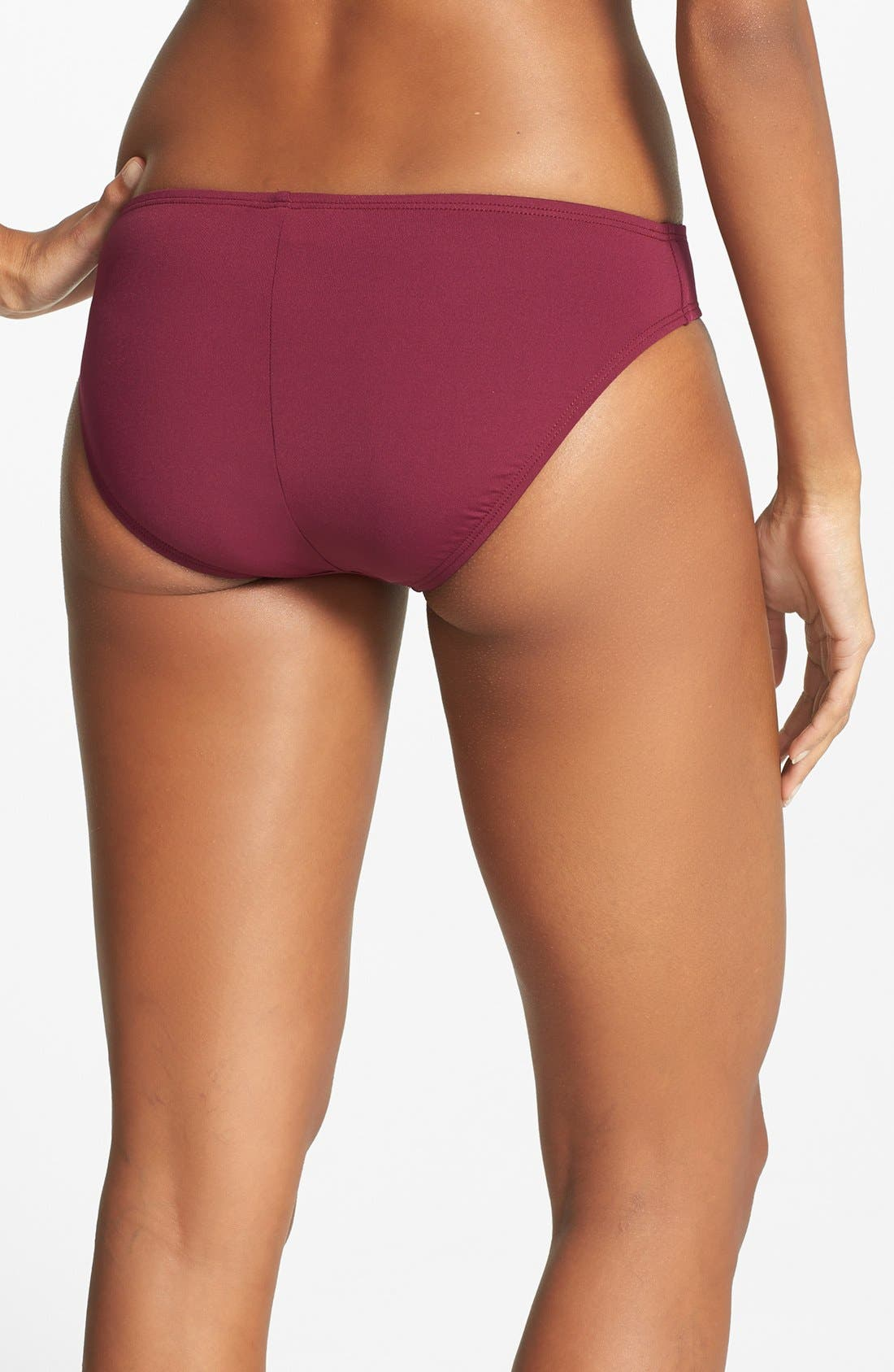 Alternate Image 2  - La Blanca Hipster Bikini Bottoms