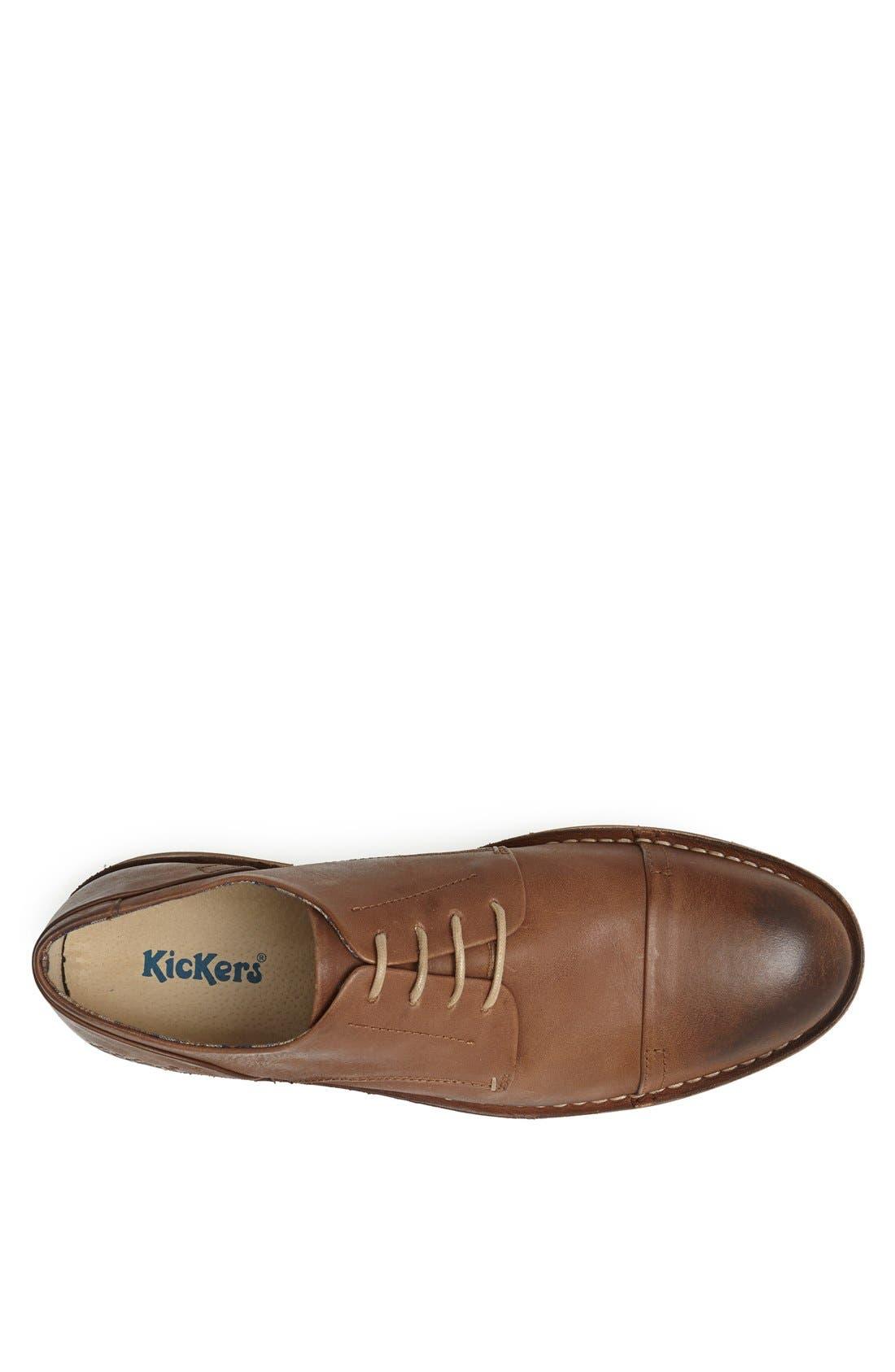 Alternate Image 3  - Kickers 'Edgar 3' Cap Toe Derby