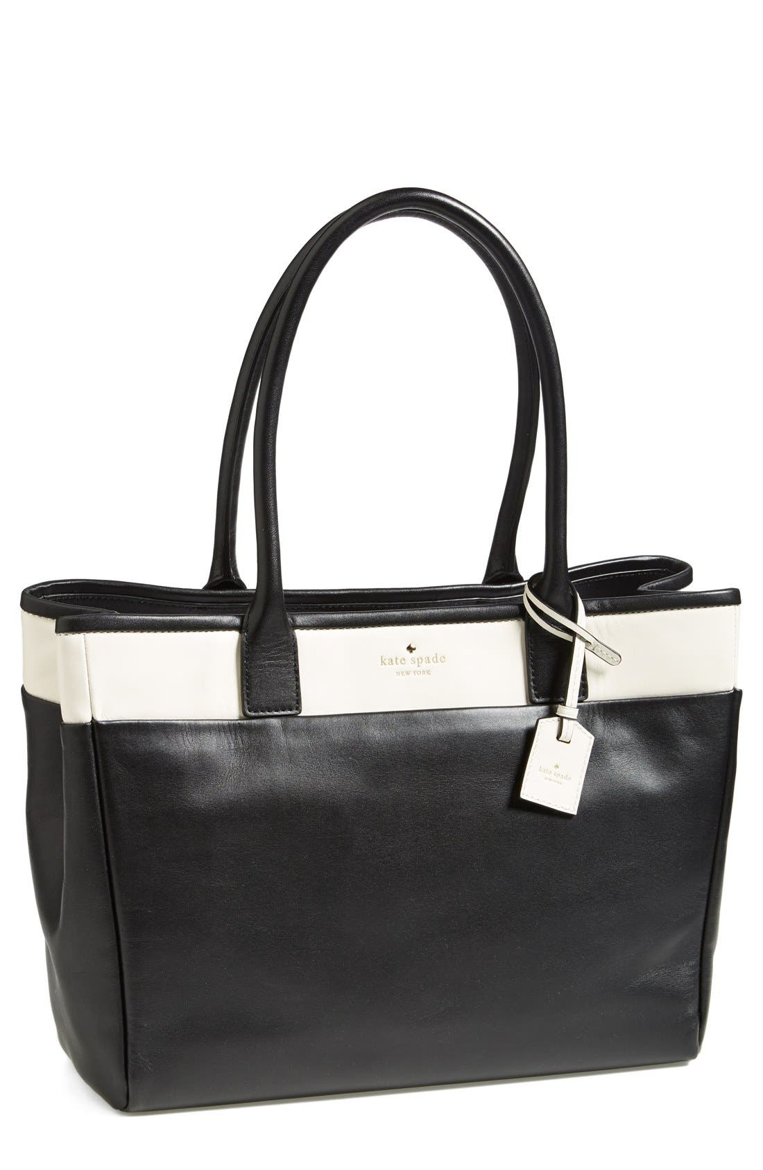 Main Image - kate spade new york 'branton square - healy' tote (Nordstrom Exclusive)