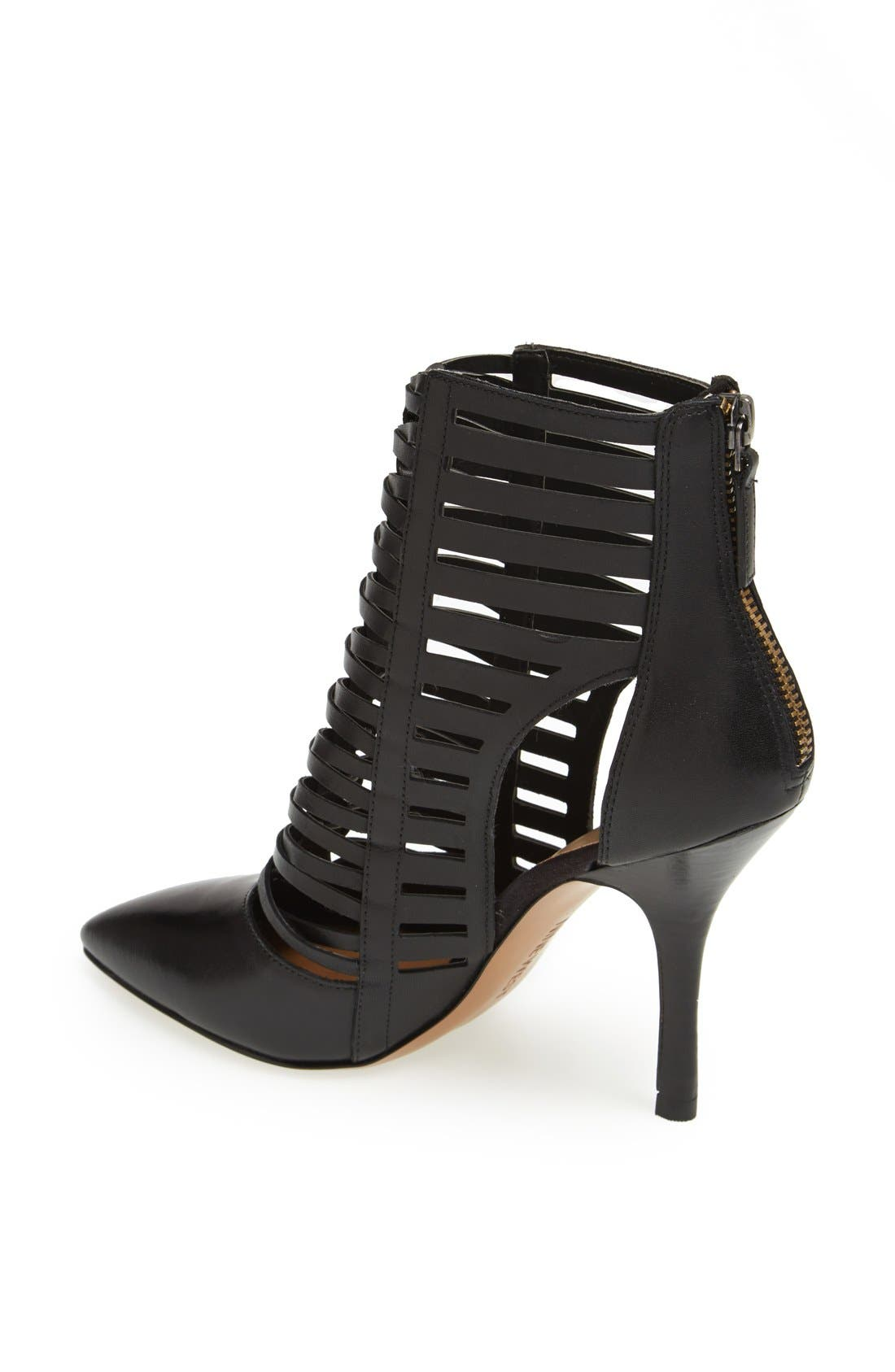 Alternate Image 2  - Nine West 'Bessy' Leather Bootie