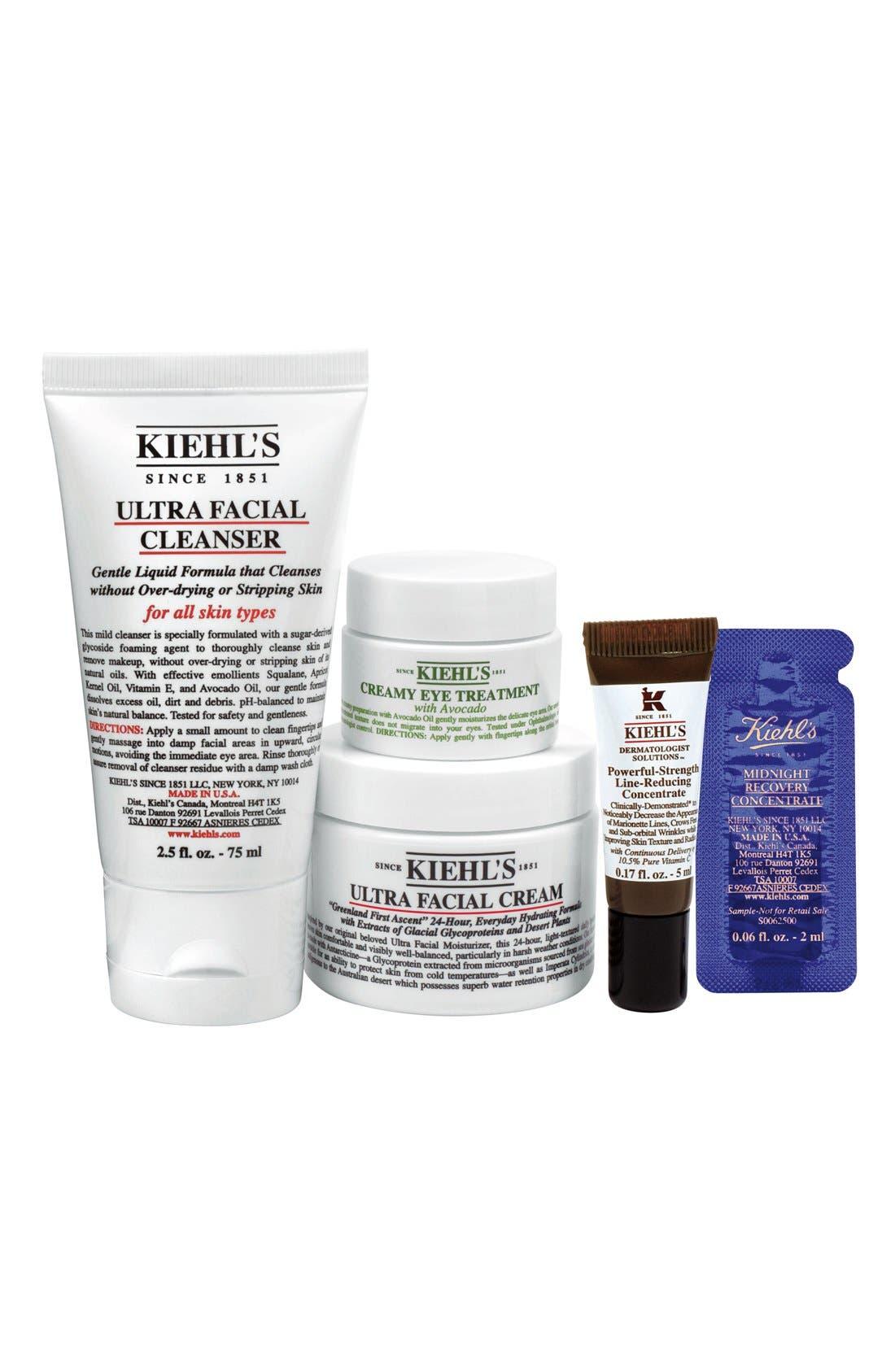 Alternate Image 2  - Kiehl's Since 1851 'Healthy Skin Essentials' Starter Kit ($73 Value)