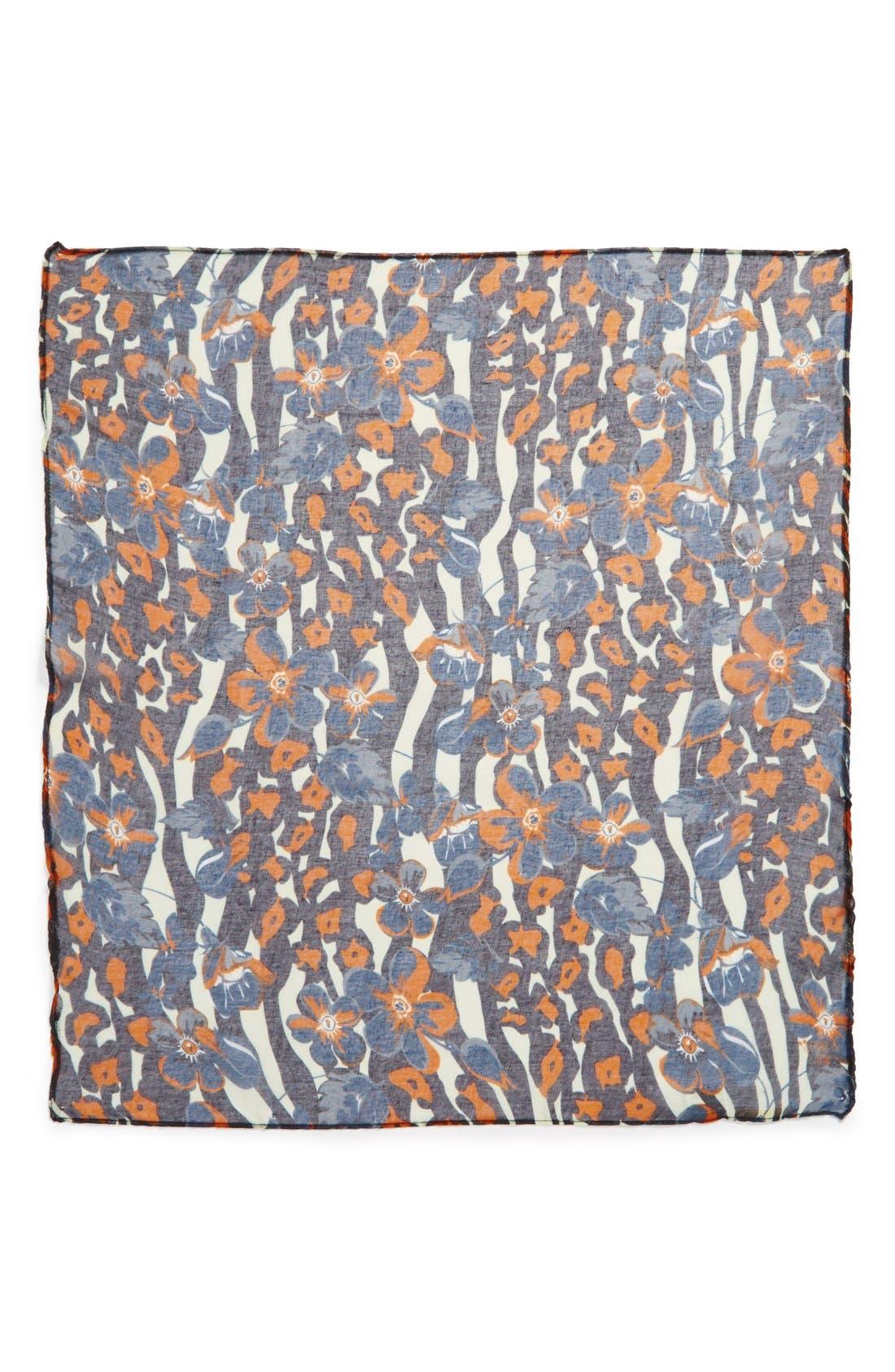 Alternate Image 2  - Front Row Society 'Microflower' Neckerchief