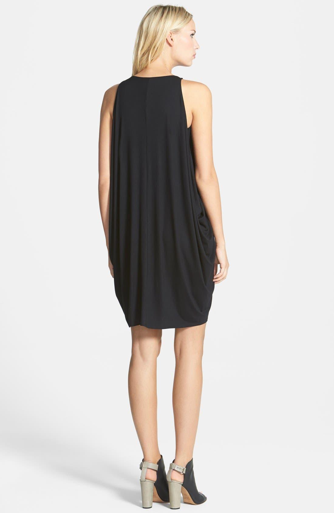 Alternate Image 2  - Eileen Fisher Sleeveless Jersey Wedge Dress