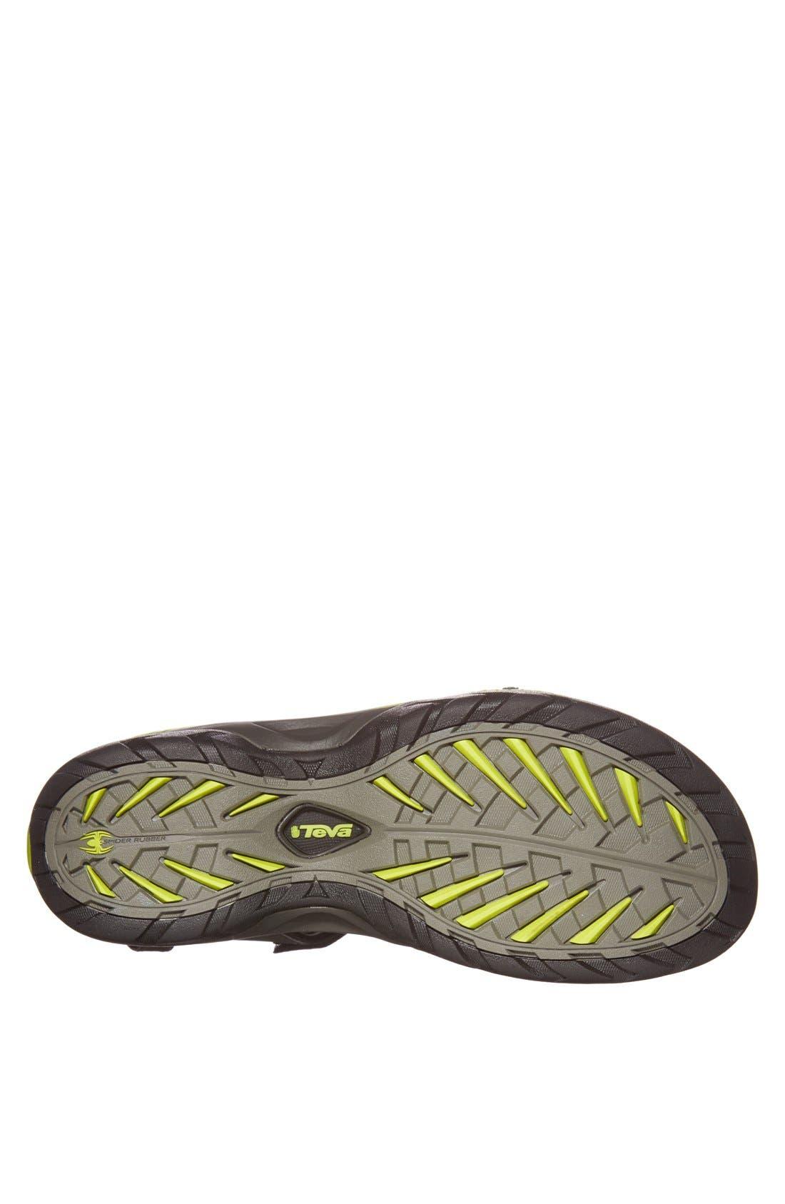 Alternate Image 4  - Teva 'Toachi 2' Sandal (Men)