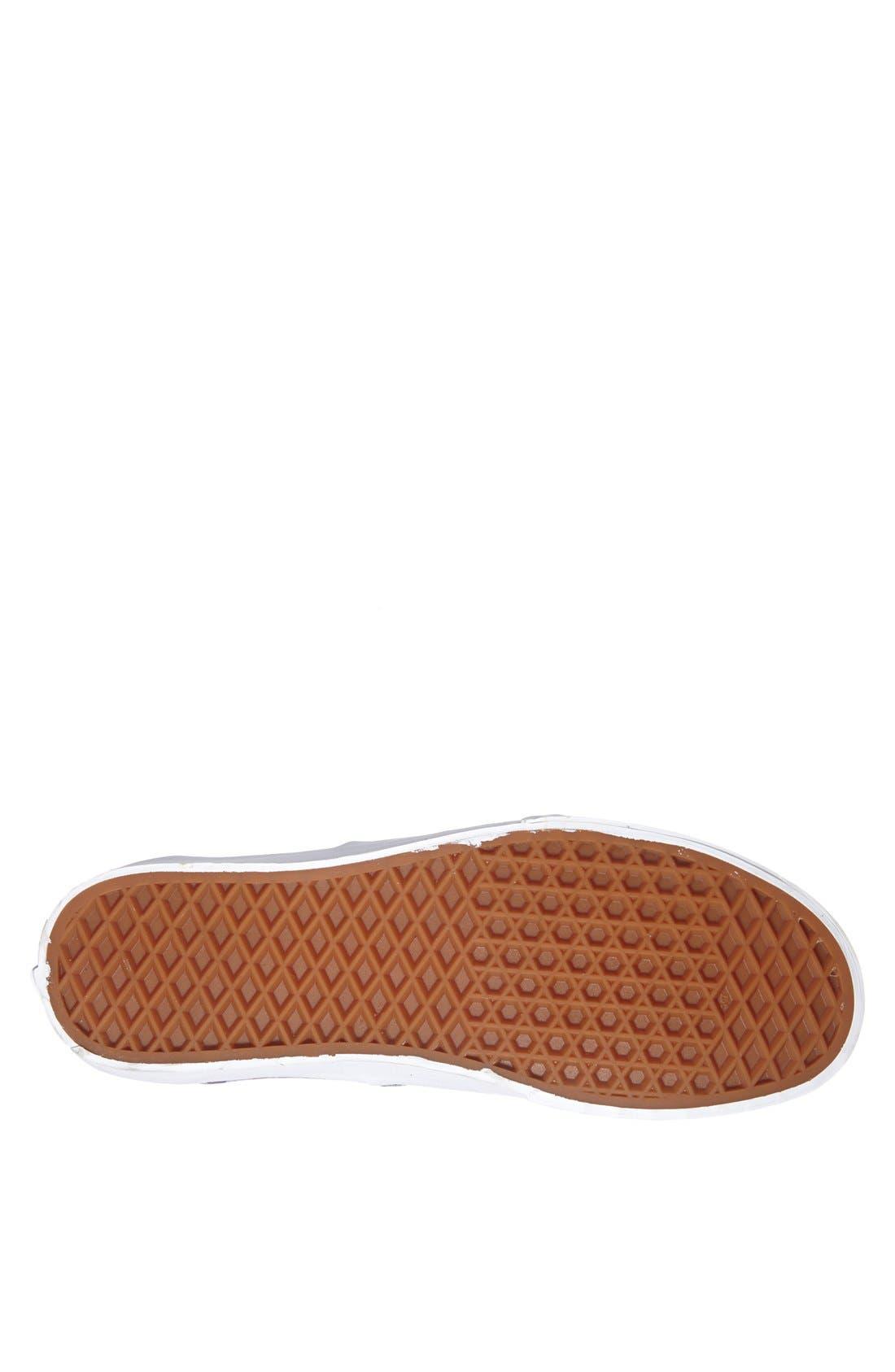 Alternate Image 4  - Vans 'Authentic CA' Sneaker (Men)