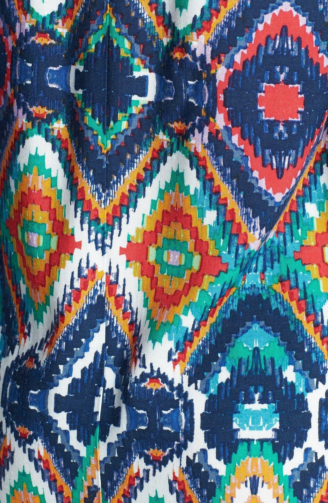 Alternate Image 3  - Ella Moss 'Totem' Geo Print Shift Dress