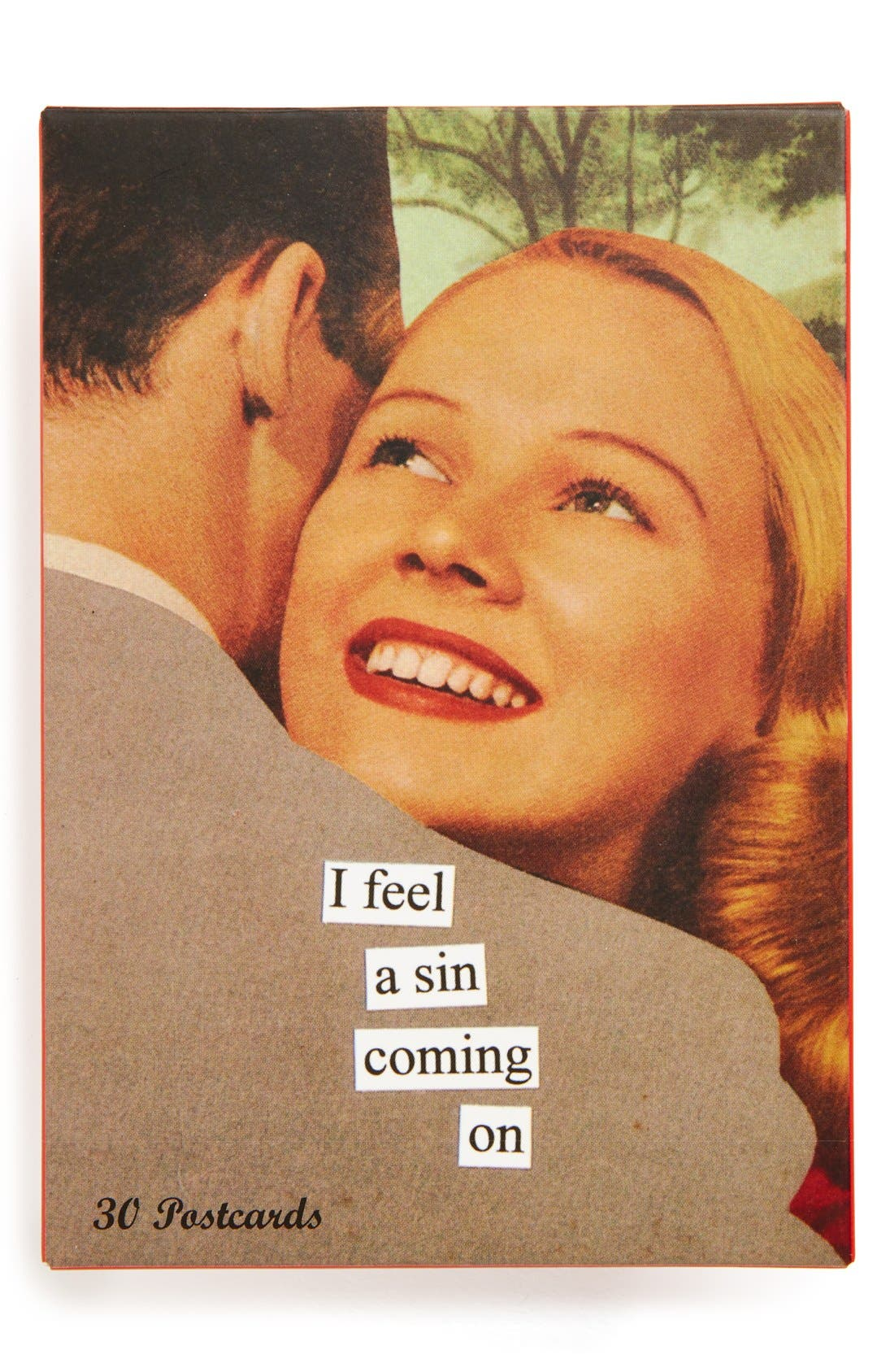 Main Image - Chronicle Books 'I Feel a Sin Coming On' Postcards (Set of 30)