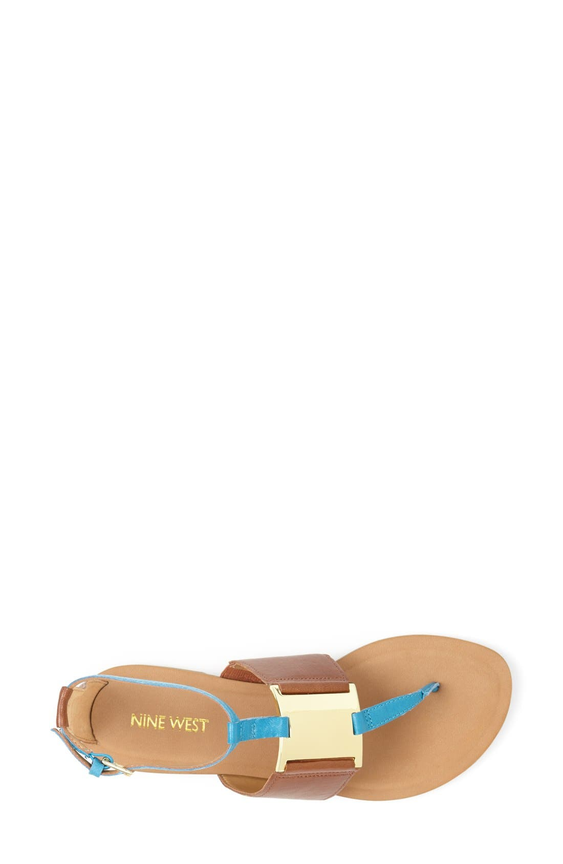 Alternate Image 3  - Nine West 'Performac' Thong Sandal