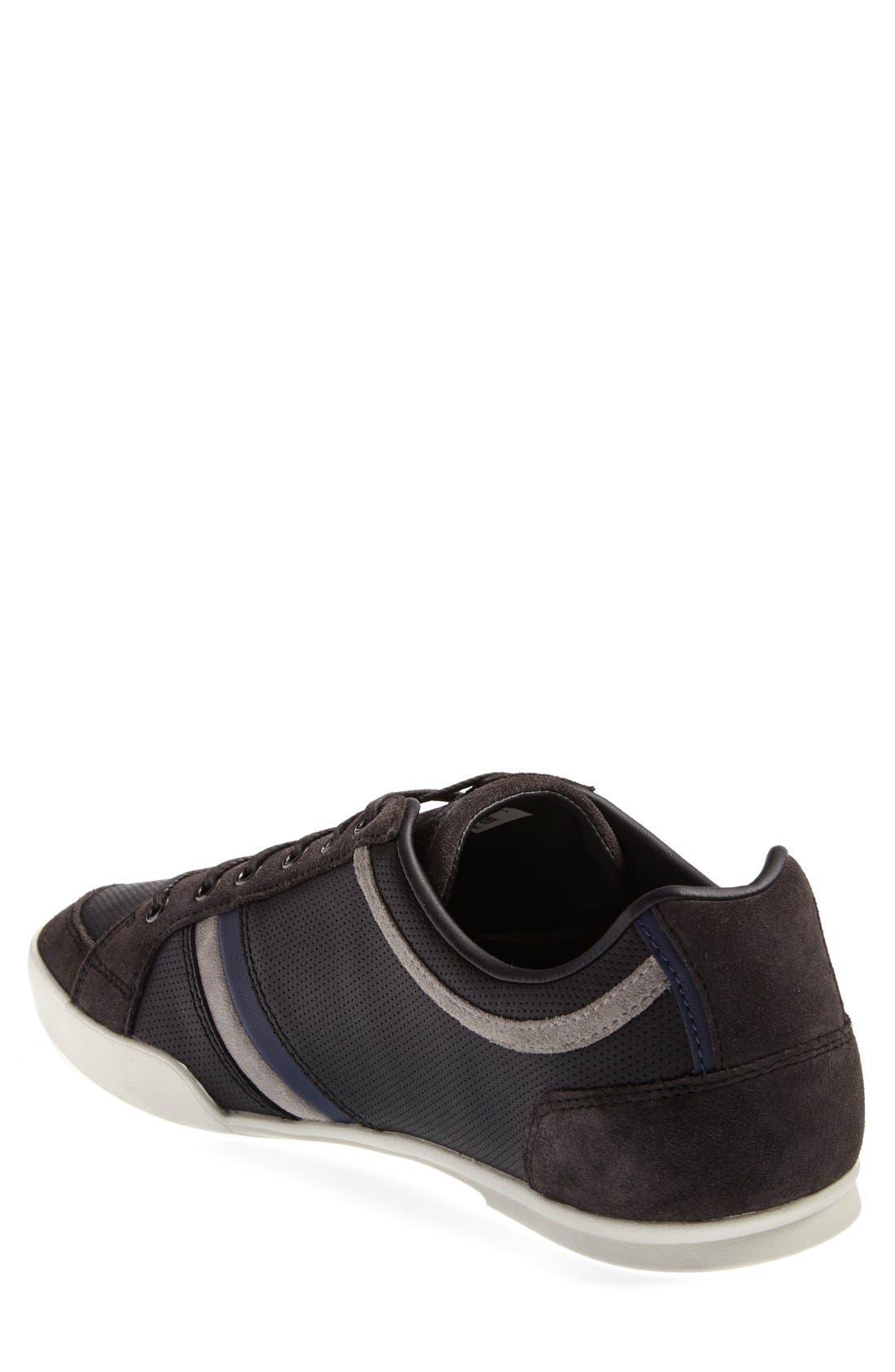 Alternate Image 2  - Lacoste 'Rayford 6' Sneaker (Men)