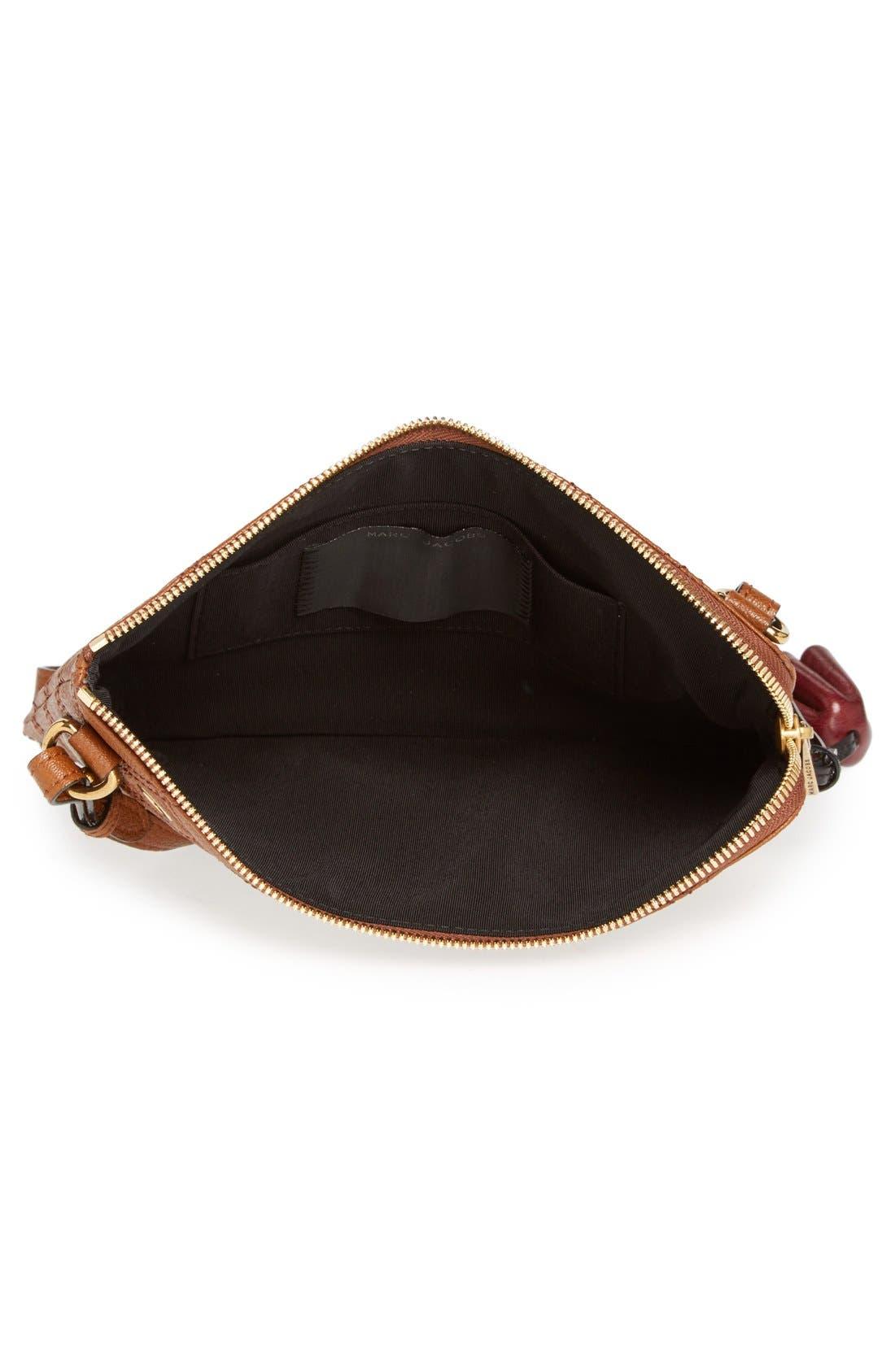 Alternate Image 3  - MARC JACOBS 'Secret' Quilted Eyelet Crossbody Bag