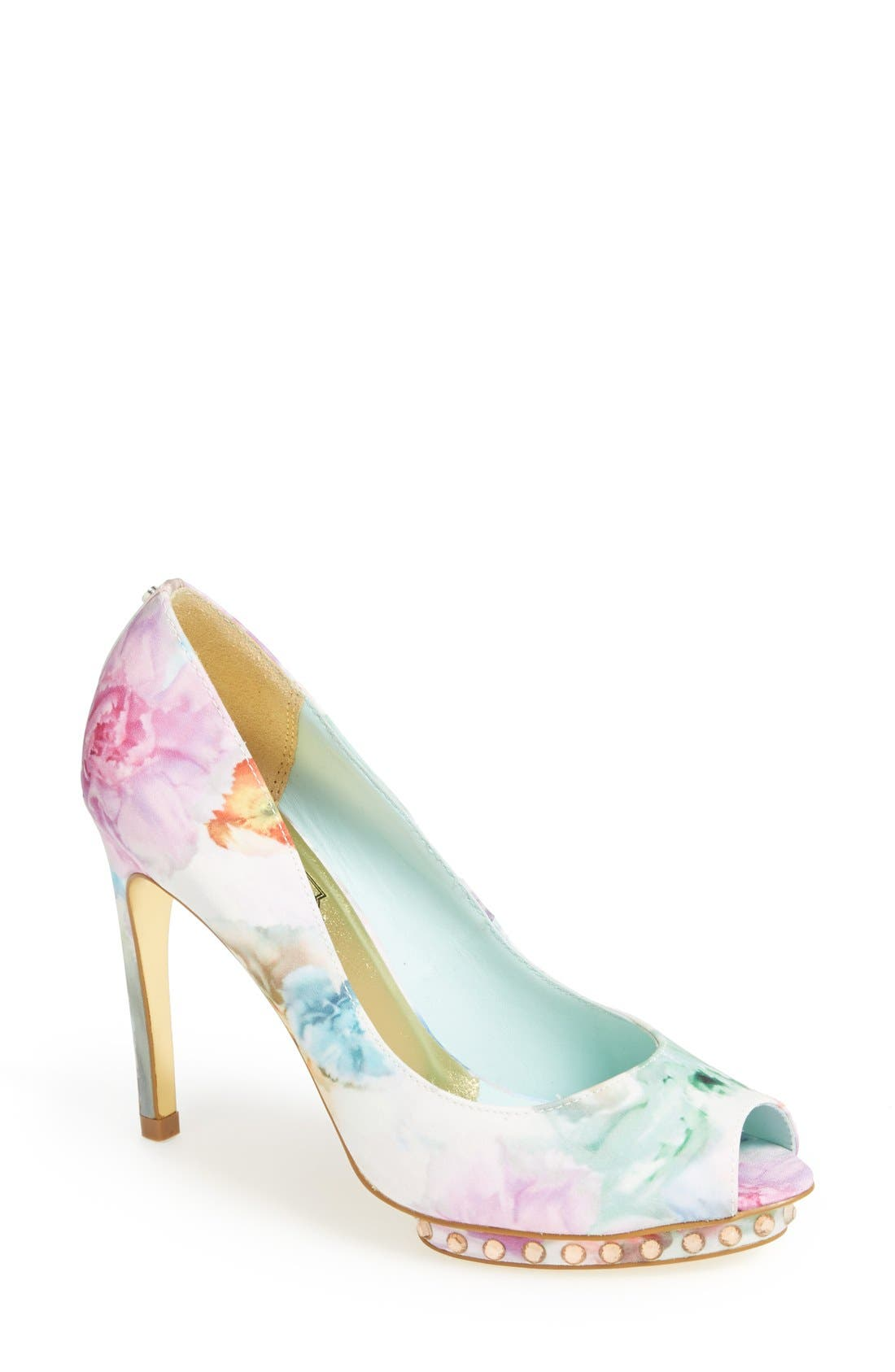 Main Image - Ted Baker London 'Leonar' Pump