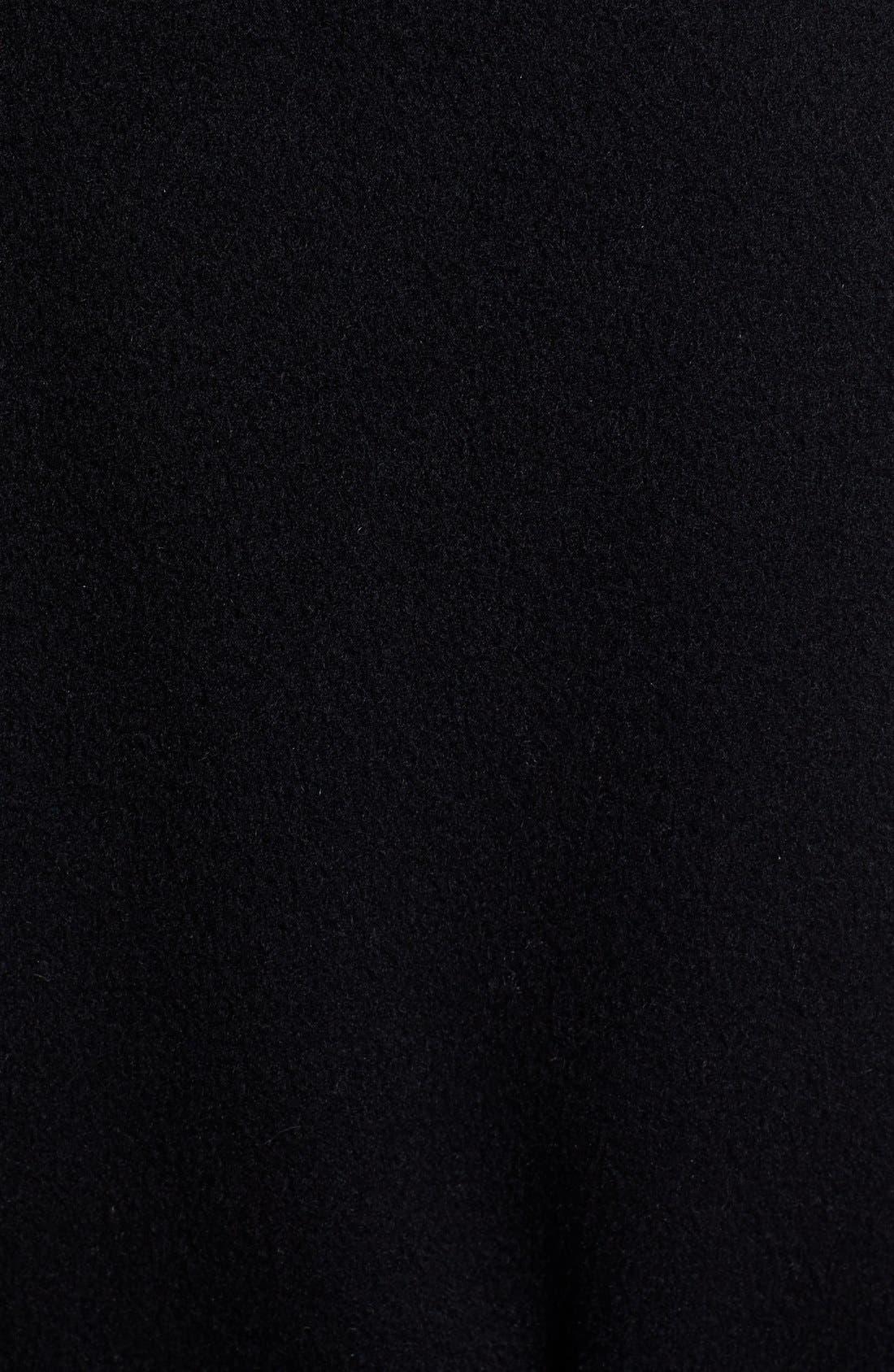 Alternate Image 4  - Donna Karan Collection Belted Leather & Cashmere Vest