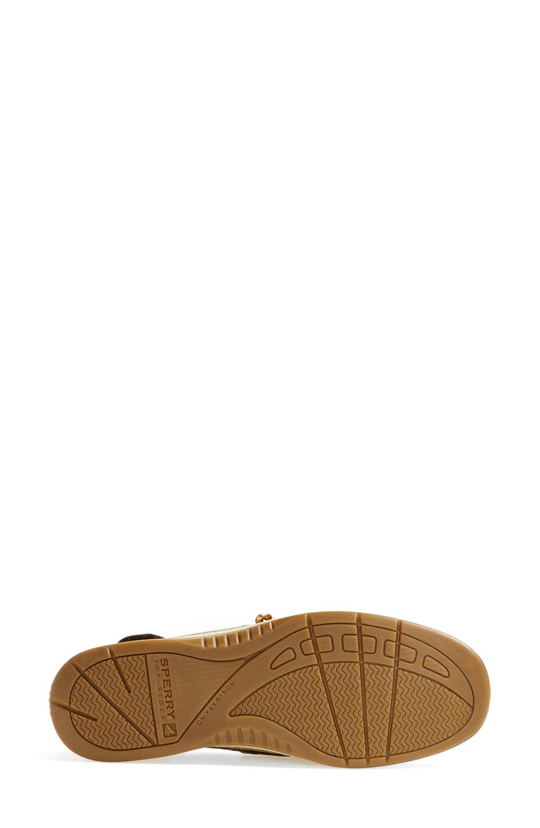 Alternate Image 4  - Sperry Top-Sider® 'Ivyfish' Boat Shoe (Women)