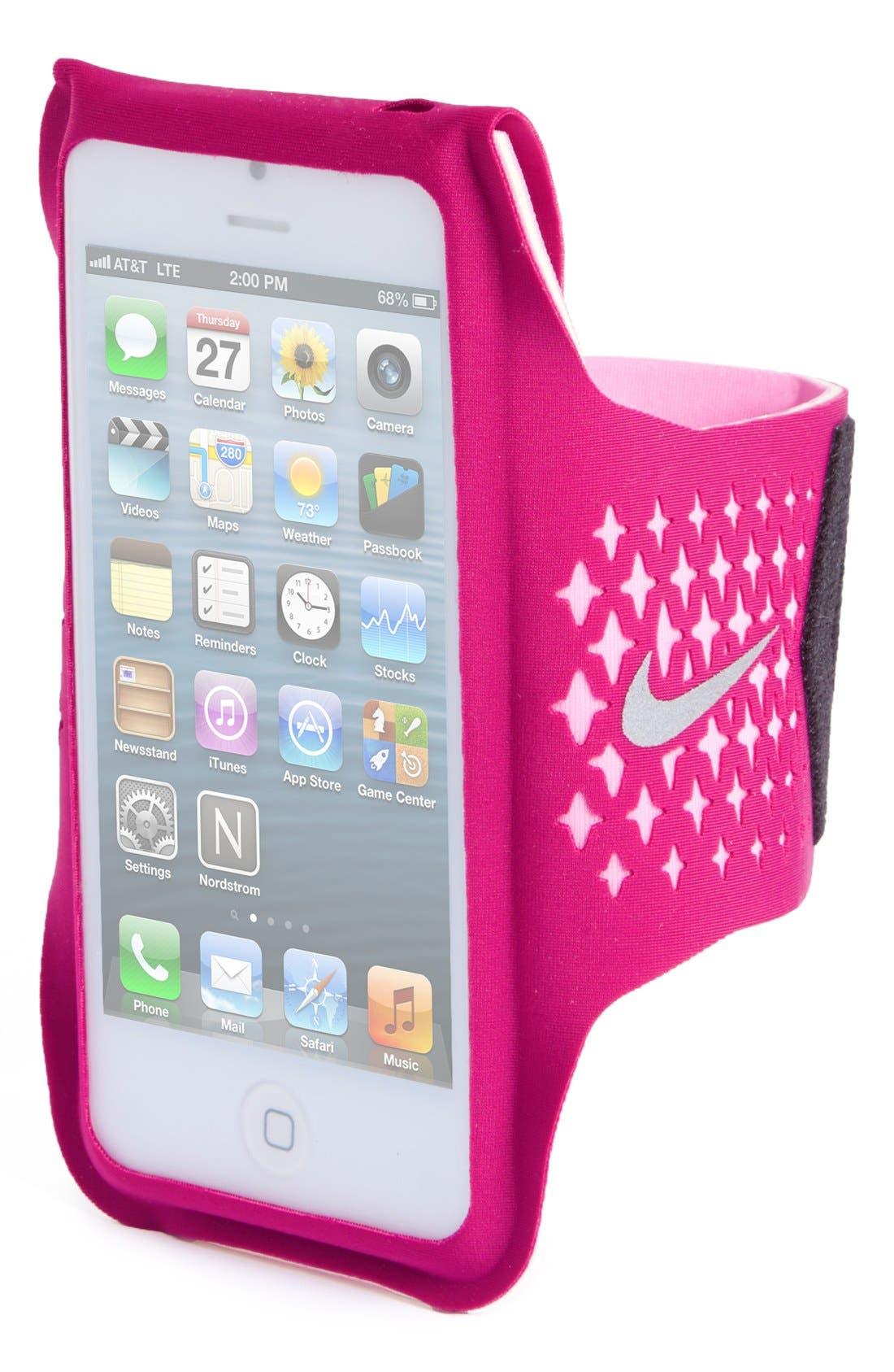 Alternate Image 1 Selected - Nike 'Diamond' iPhone 5 Armband