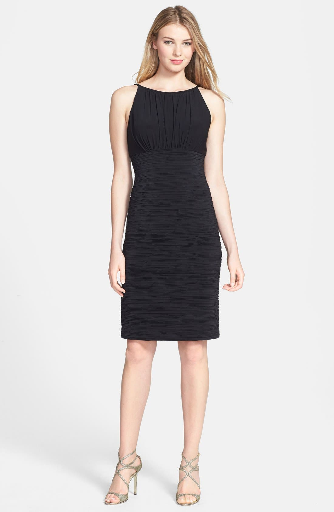 Alternate Image 3  - JS Boutique Ruched Jersey Dress