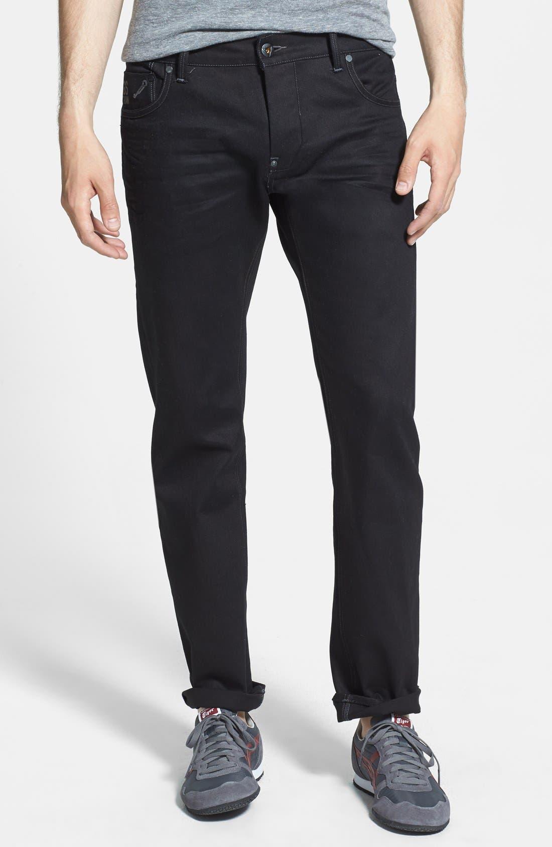 Main Image - G-Star Raw 'Defend Edington' Slouchy Slim Fit Jeans (3D Raw)