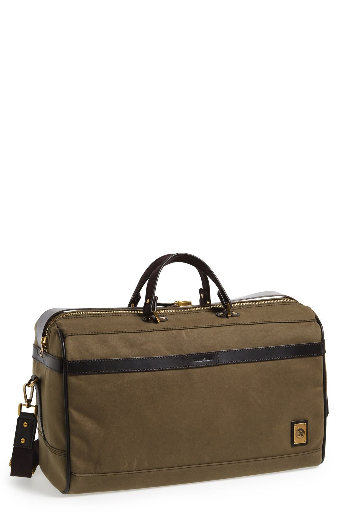 Main Image - DIESEL® 'Unchained - Go Wild' Travel Bag