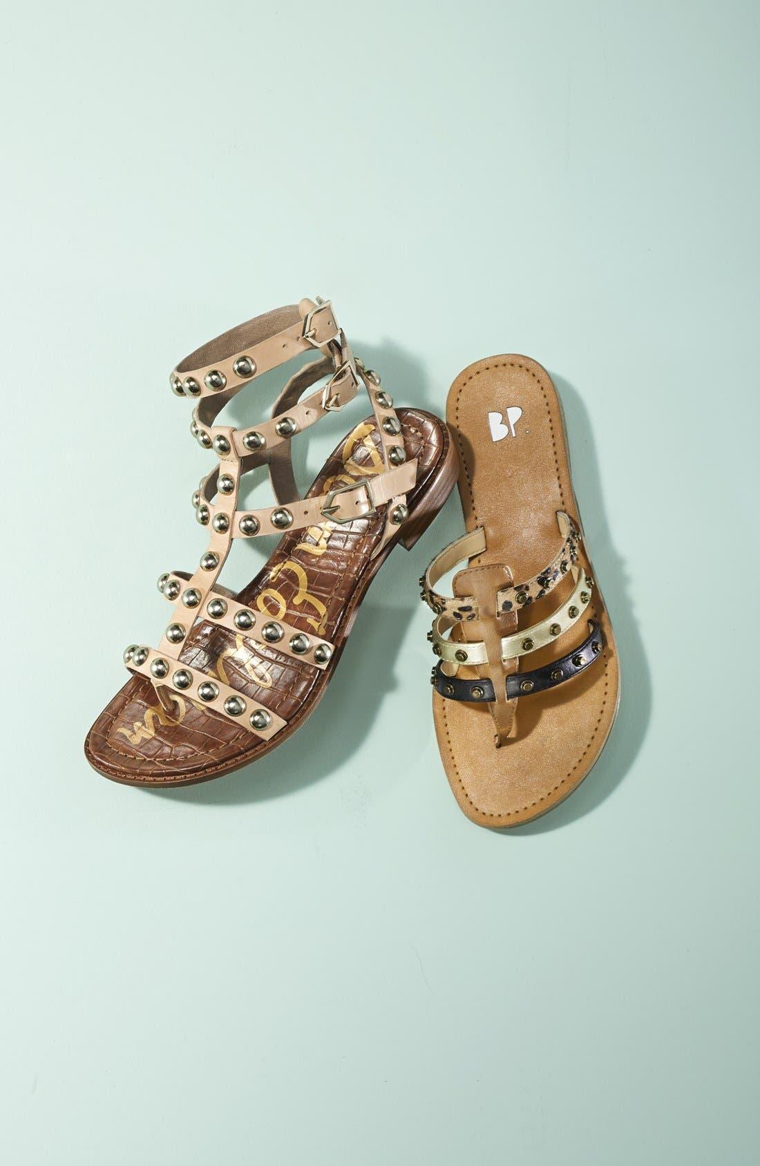 Alternate Image 6  - BP. 'Kastoria' Flat Sandal