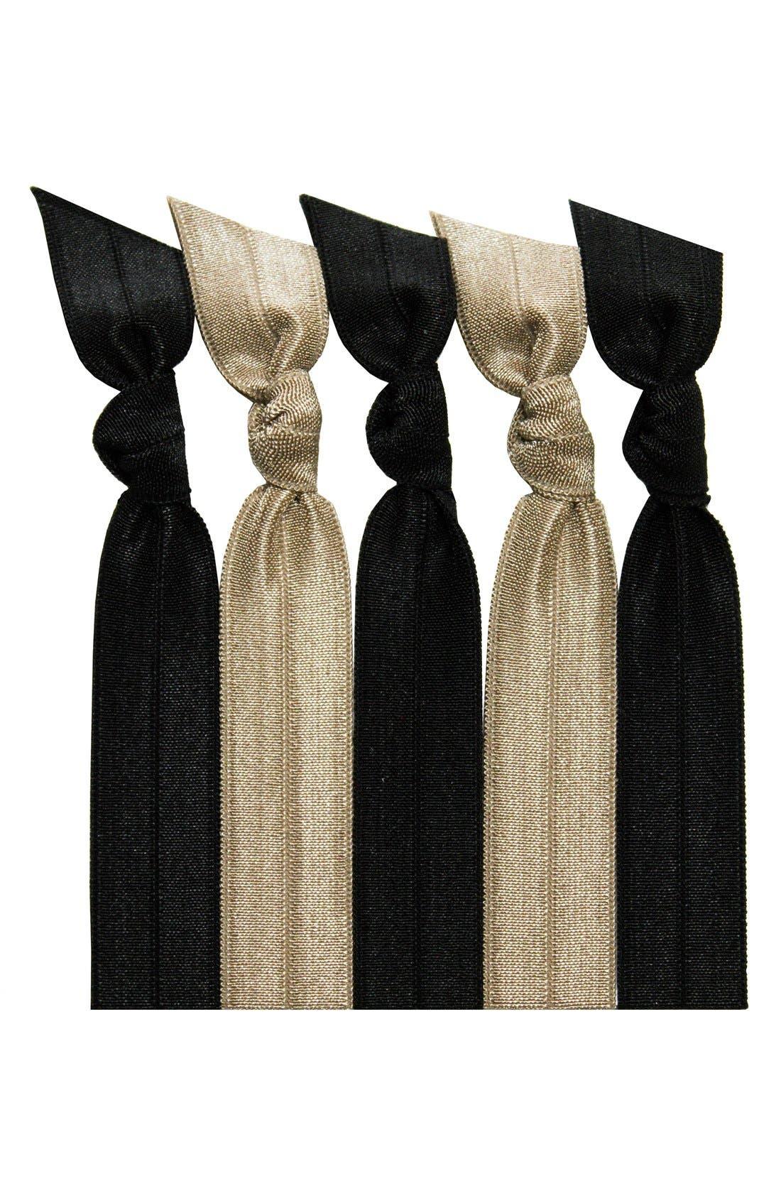 Alternate Image 1 Selected - Emi-Jay 'Pearl' Hair Ties (5-Pack) ($10.80 Value)