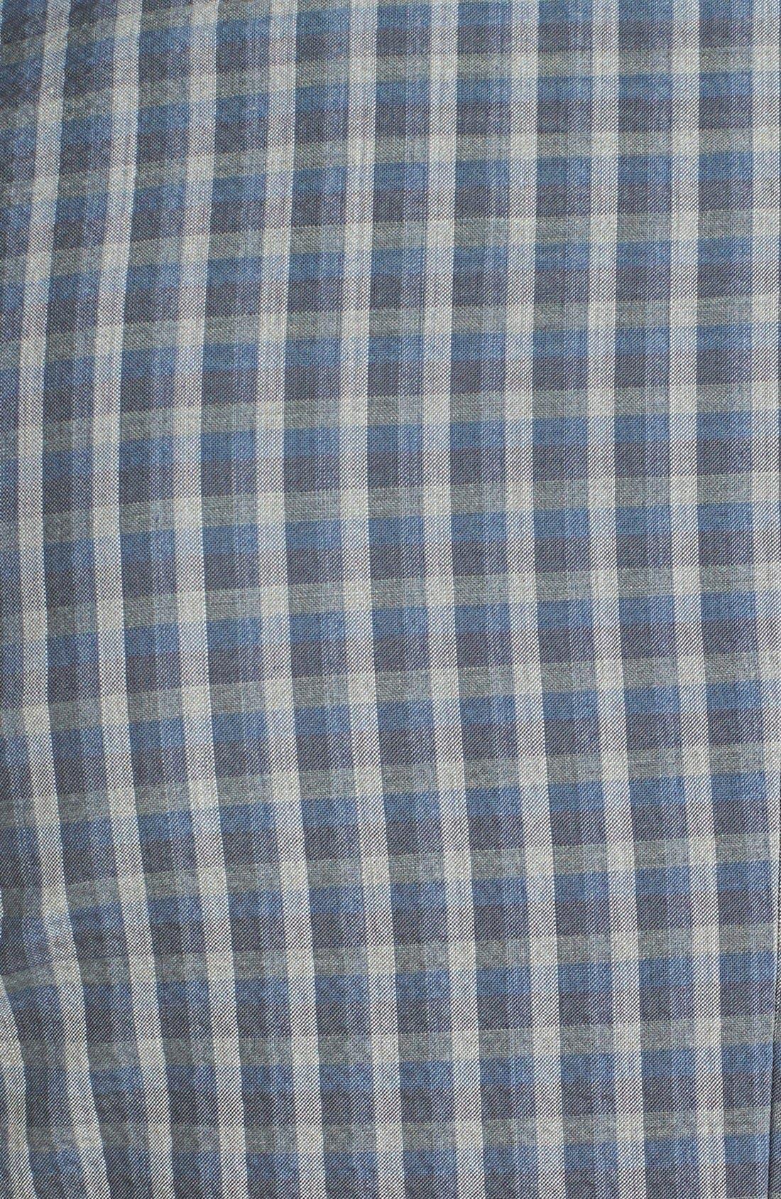 Alternate Image 3  - BOSS HUGO BOSS 'Noris' Trim Fit Plaid Sport Coat