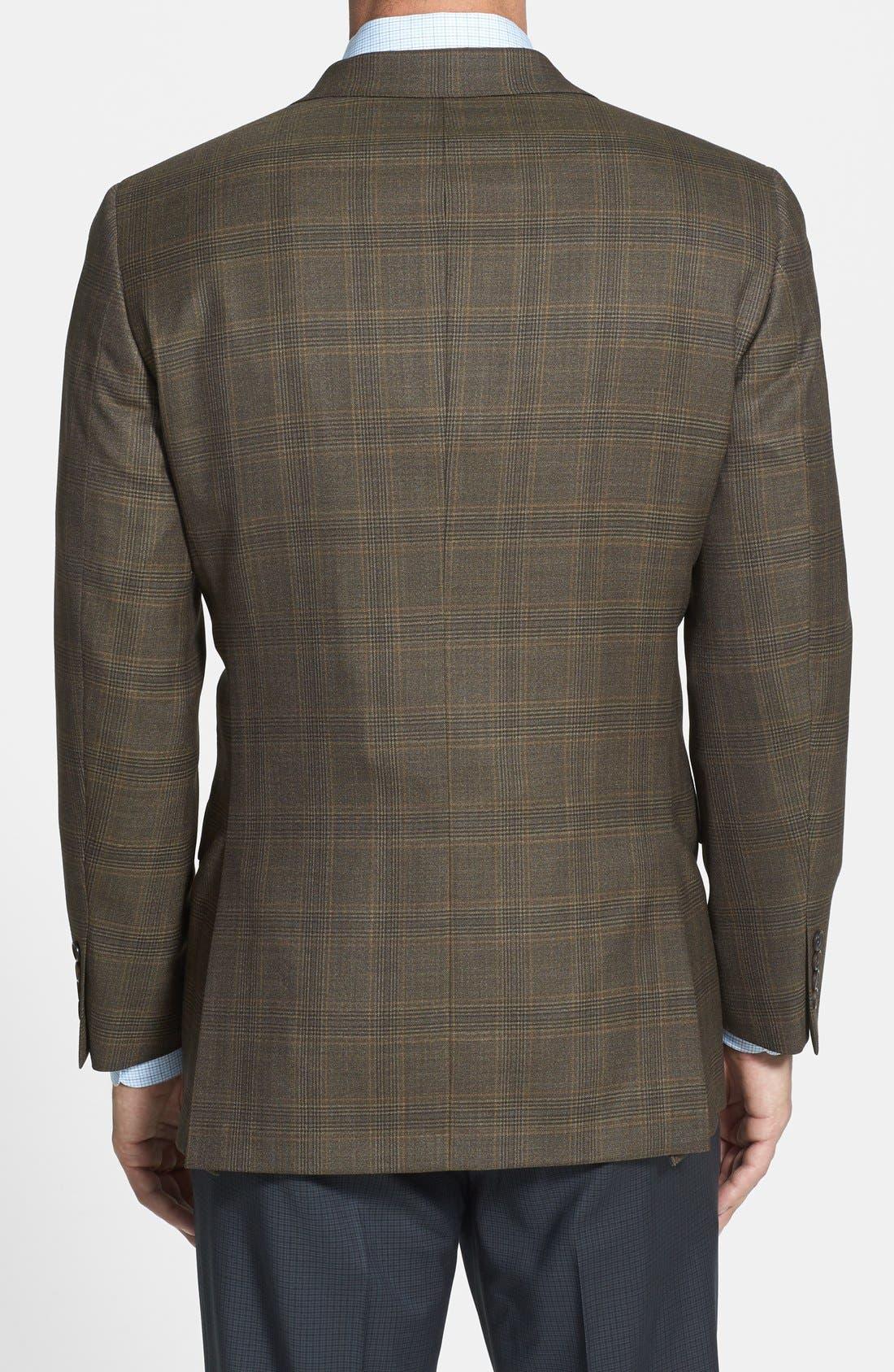 Alternate Image 2  - Hart Schaffner Marx 'New York' Classic Fit Plaid Sport Coat