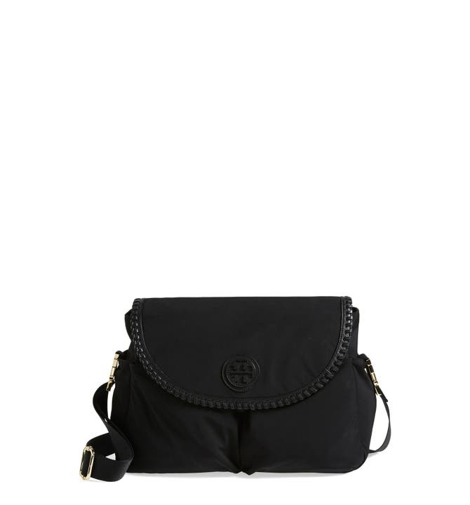 Main Image Tory Burch Marion Messenger Baby Bag