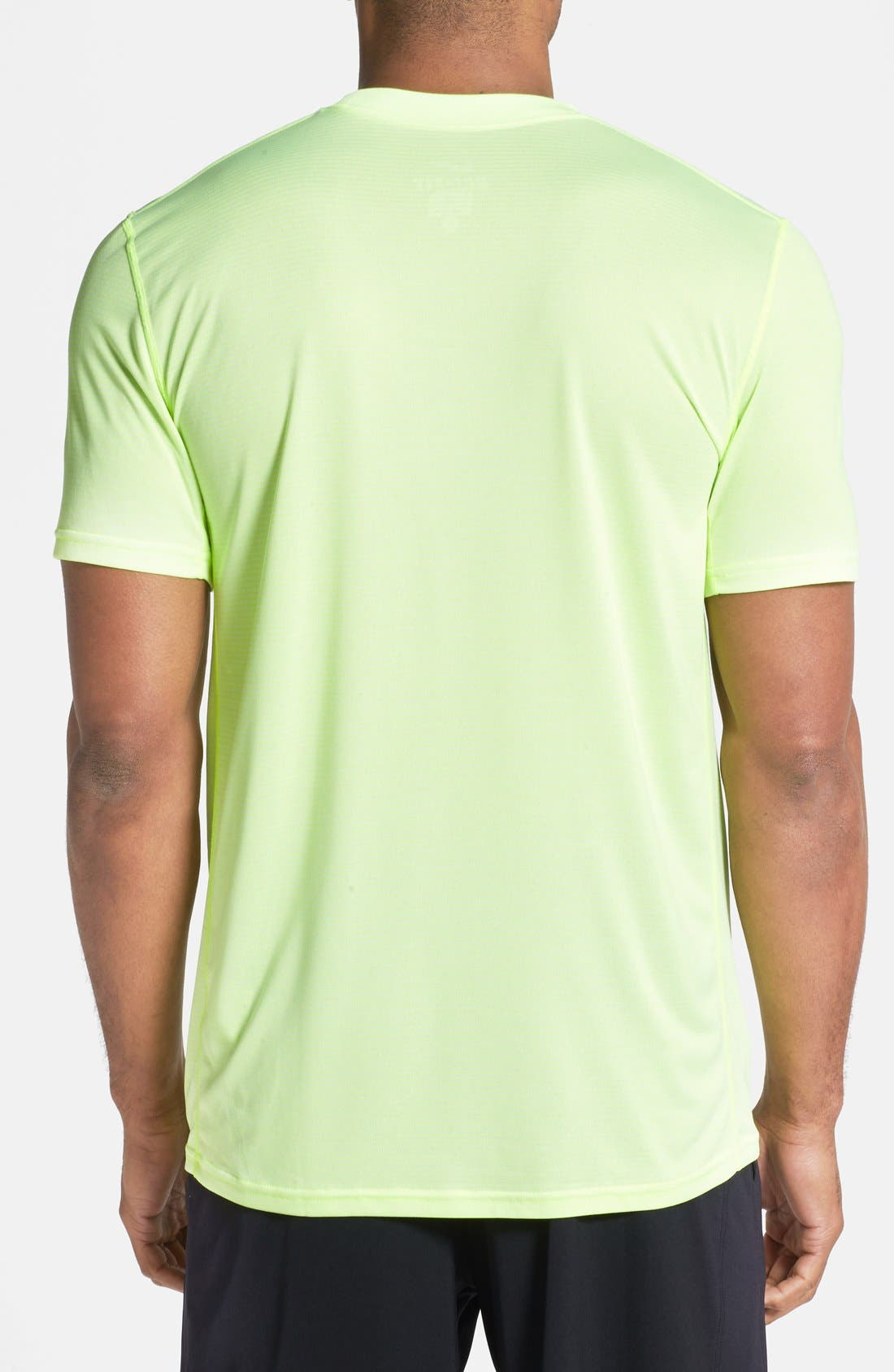 Alternate Image 2  - Nike 'Dri-FIT Touch' Moisture Wicking T-Shirt
