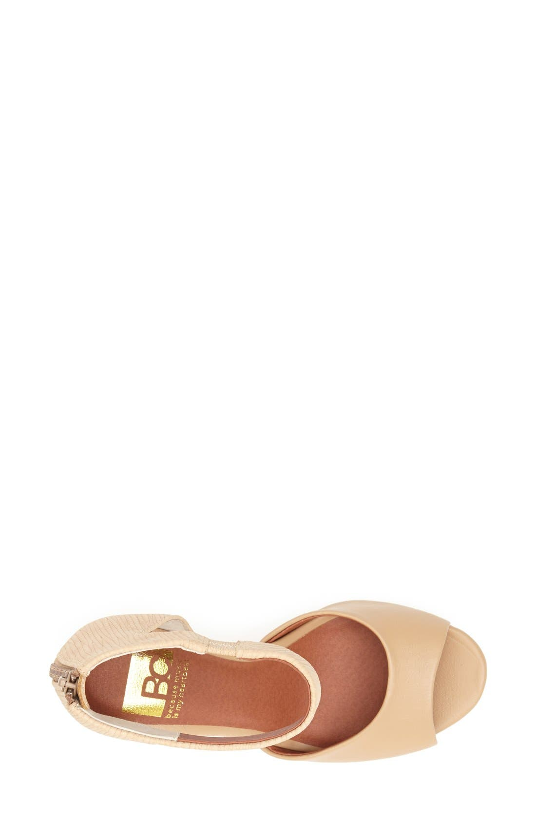 Alternate Image 3  - BC Footwear 'Deep Down' Wedge Sandal (Women)