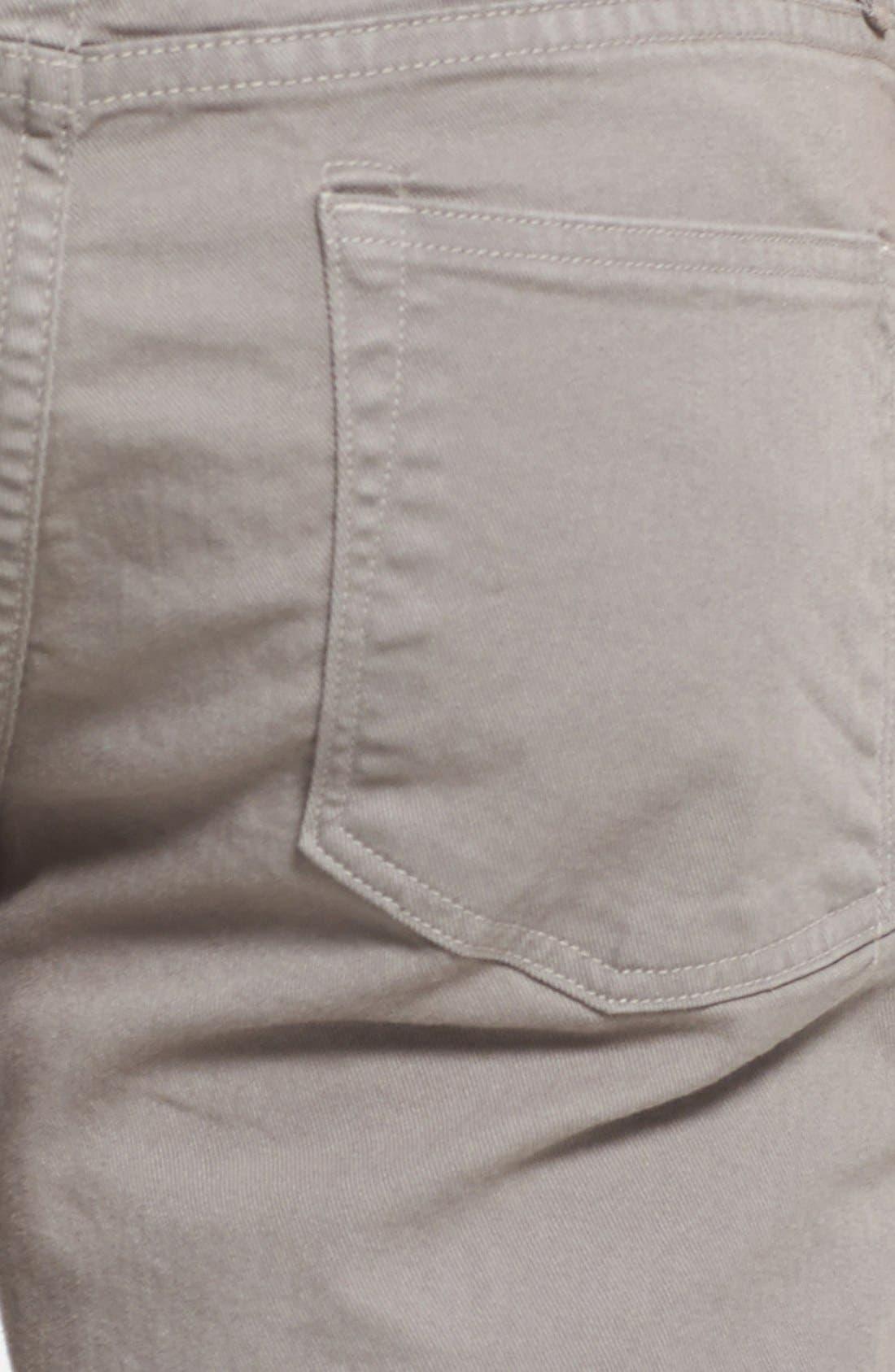 Alternate Image 4  - J Brand 'Kane' Slim Straight Leg Jeans (Sergeant)