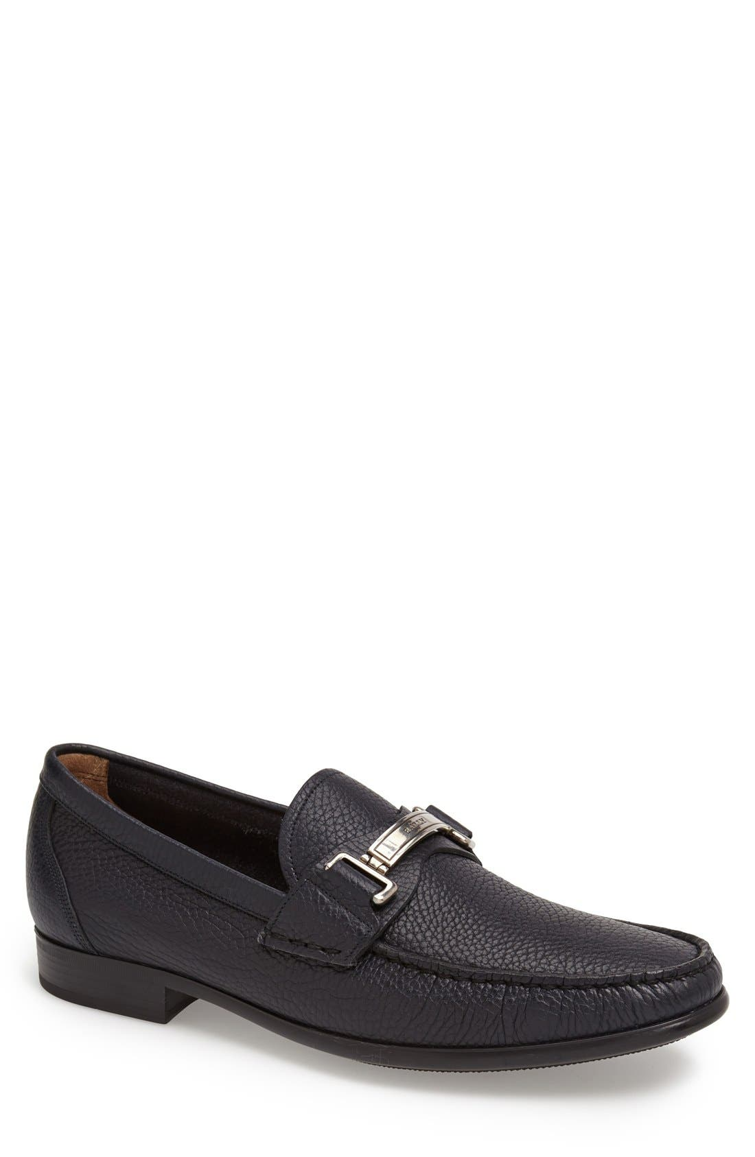 Alternate Image 1 Selected - Bally 'Corton' Bit Loafer (Men)