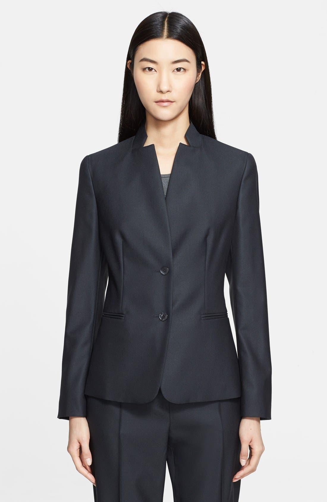 Alternate Image 1 Selected - Max Mara 'Onesti' Wool Blend Jacket