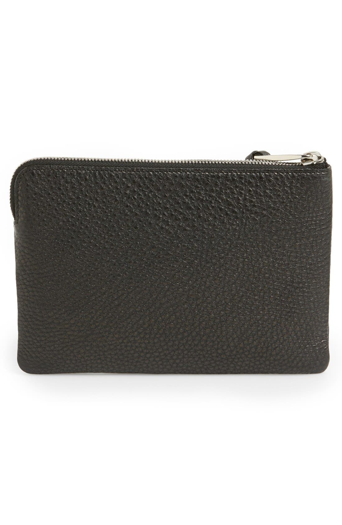 Alternate Image 4  - Marc Jacobs Leather Clutch