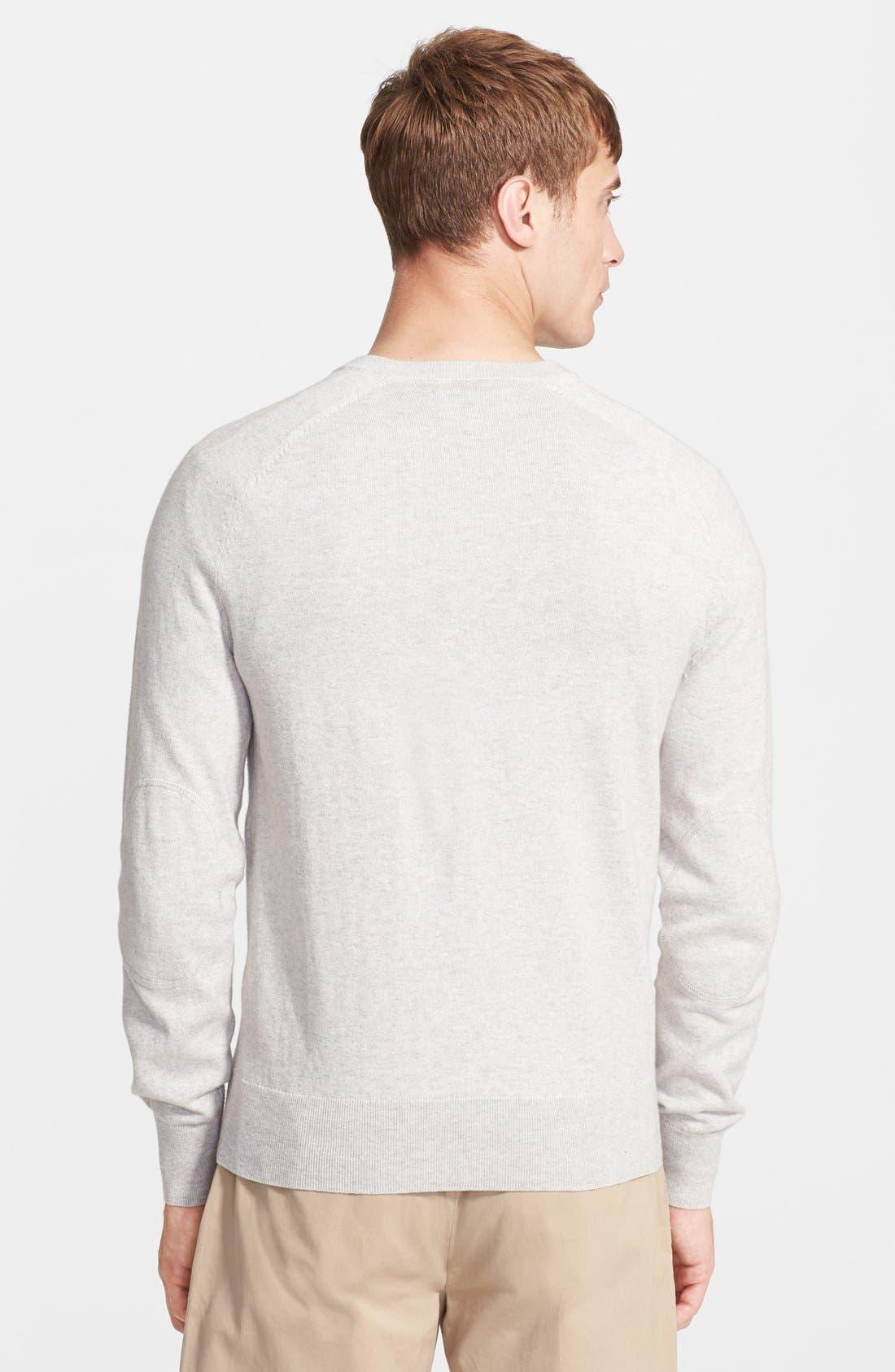 Alternate Image 2  - Jack Spade 'Buckley' V-Neck Sweater