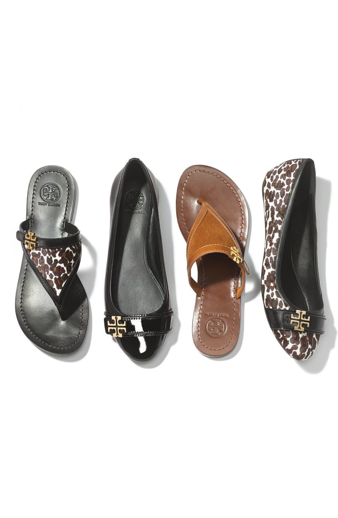 Alternate Image 5  - Tory Burch 'Eloise' Flat Thong Sandal (Nordstrom Exclusive) (Women)