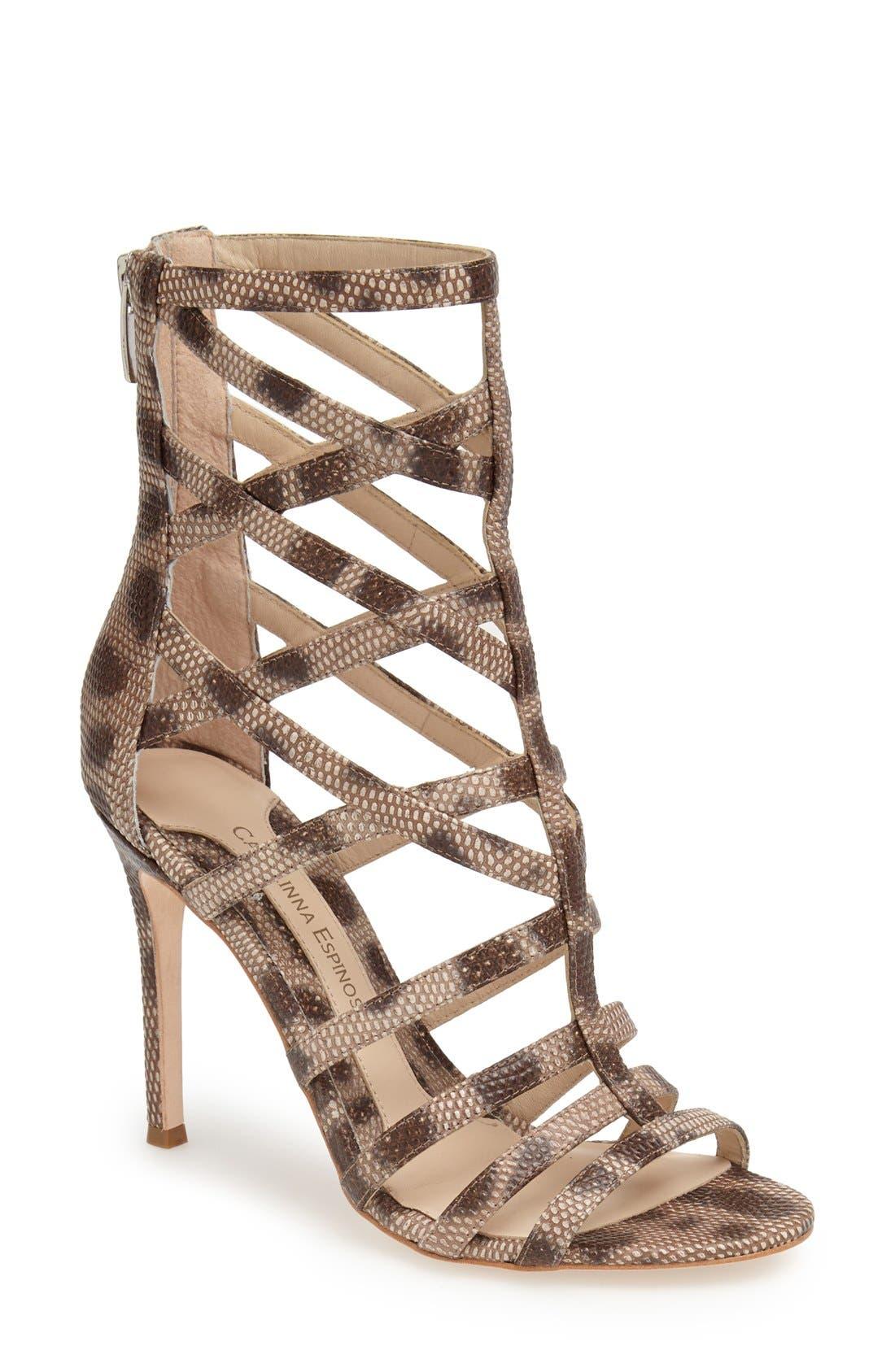 Alternate Image 1 Selected - Carolinna Espinosa 'Sari' Sandal