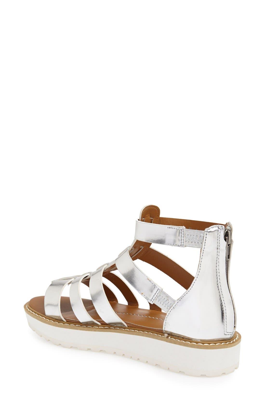 Alternate Image 2  - DV by Dolce Vita 'Zippy' Platform Sandal (Women)