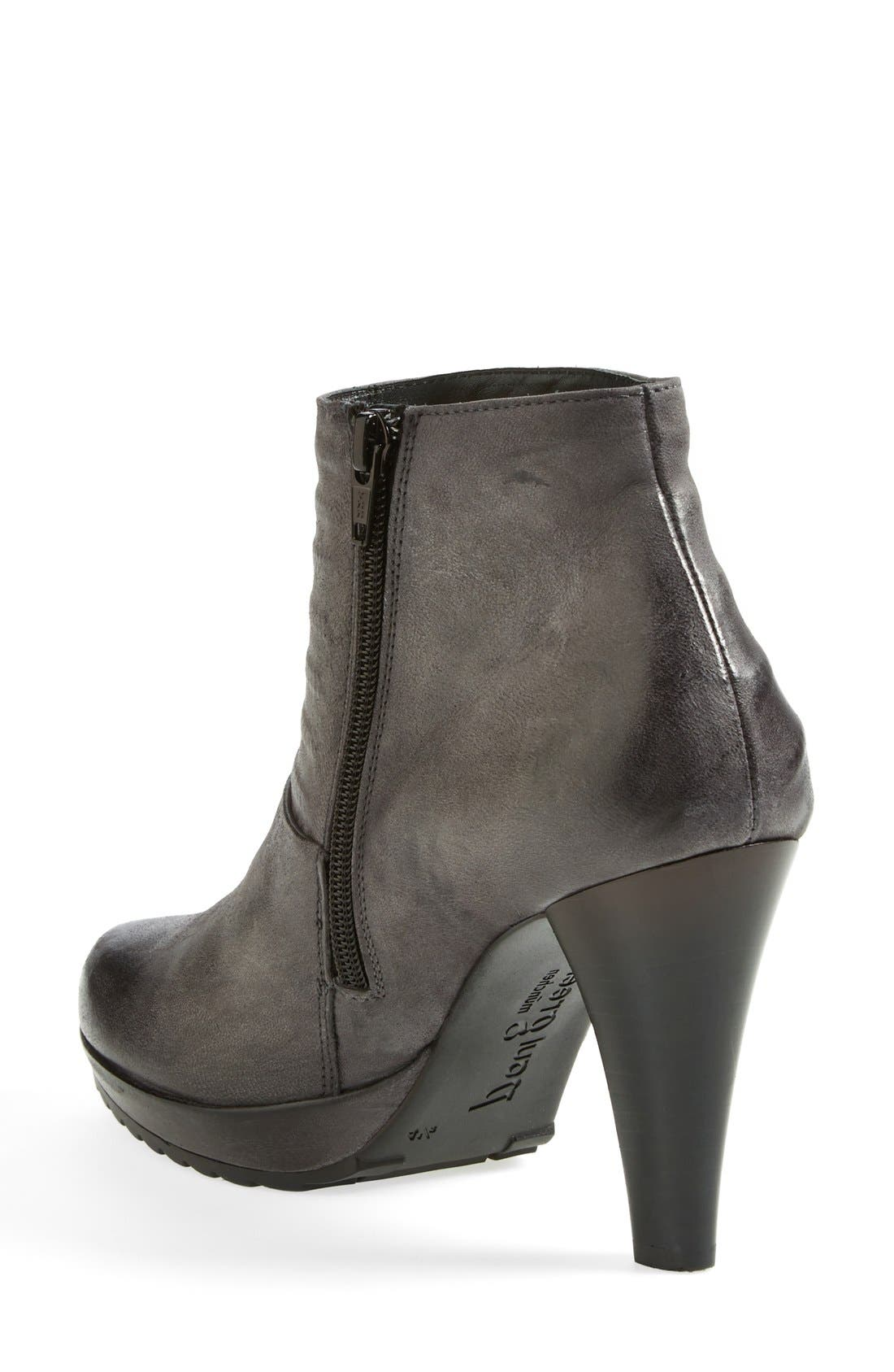 Alternate Image 2  - Paul Green 'Belmont' Leather Bootie (Women)