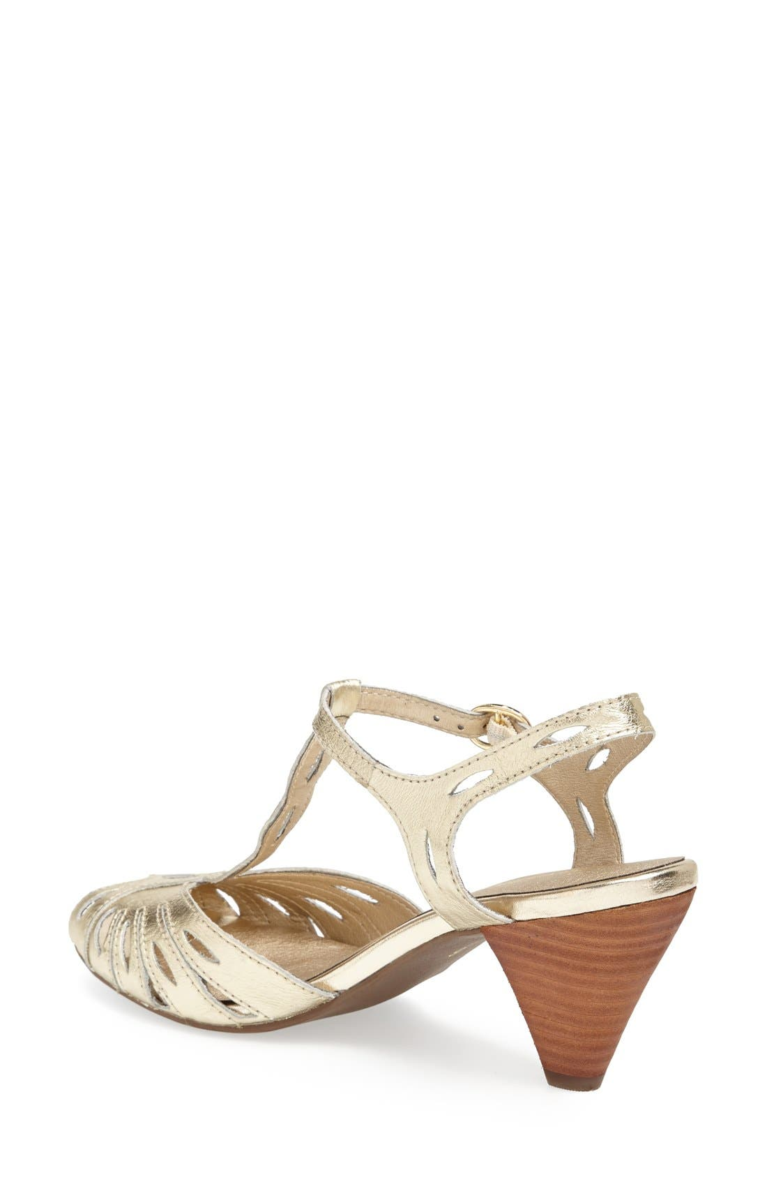 Alternate Image 2  - Seychelles 'Trip the Light - 30th Anniversary' T-Strap Sandal