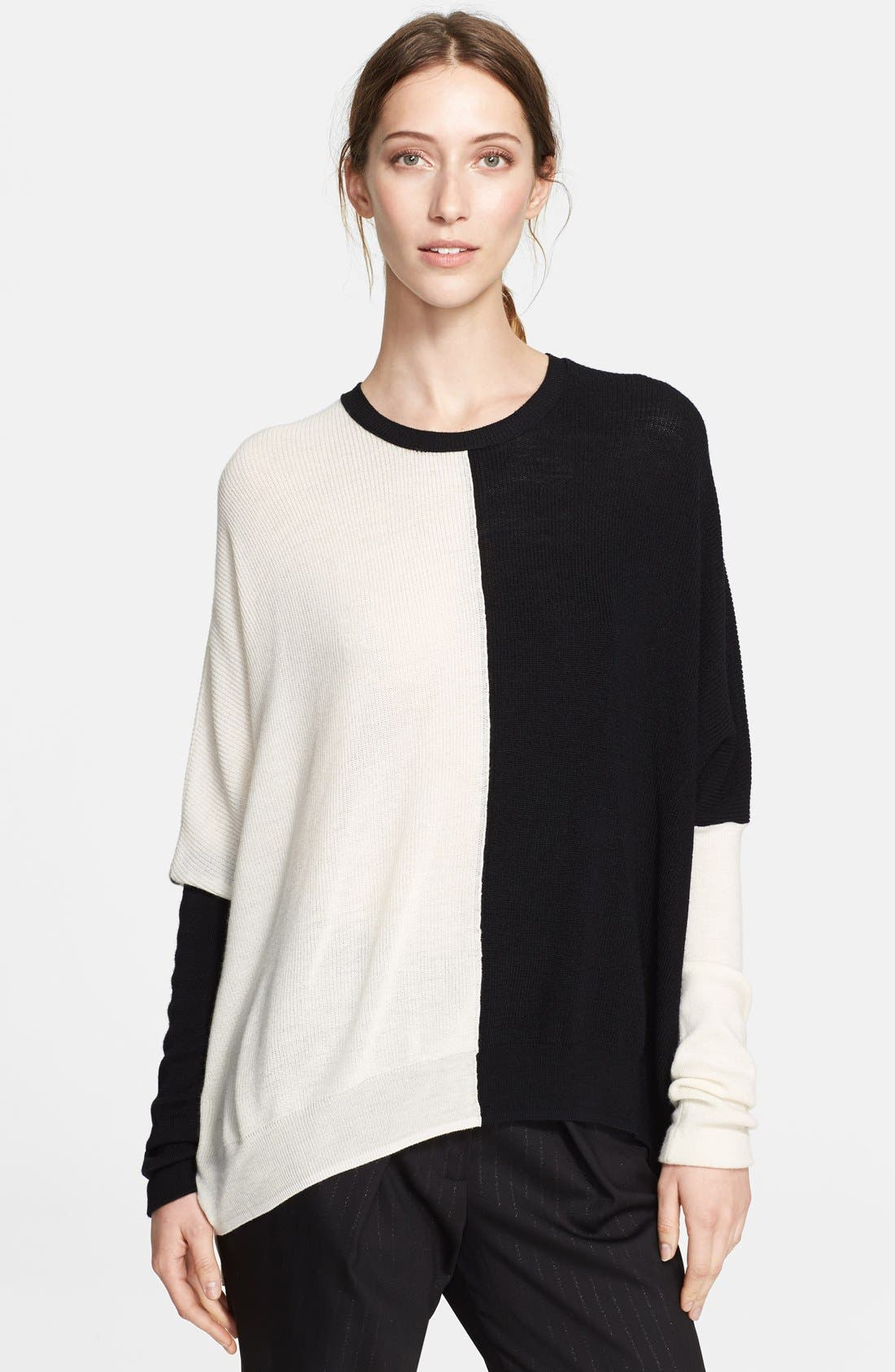 Main Image - Yigal Azrouël Colorblock Sweater
