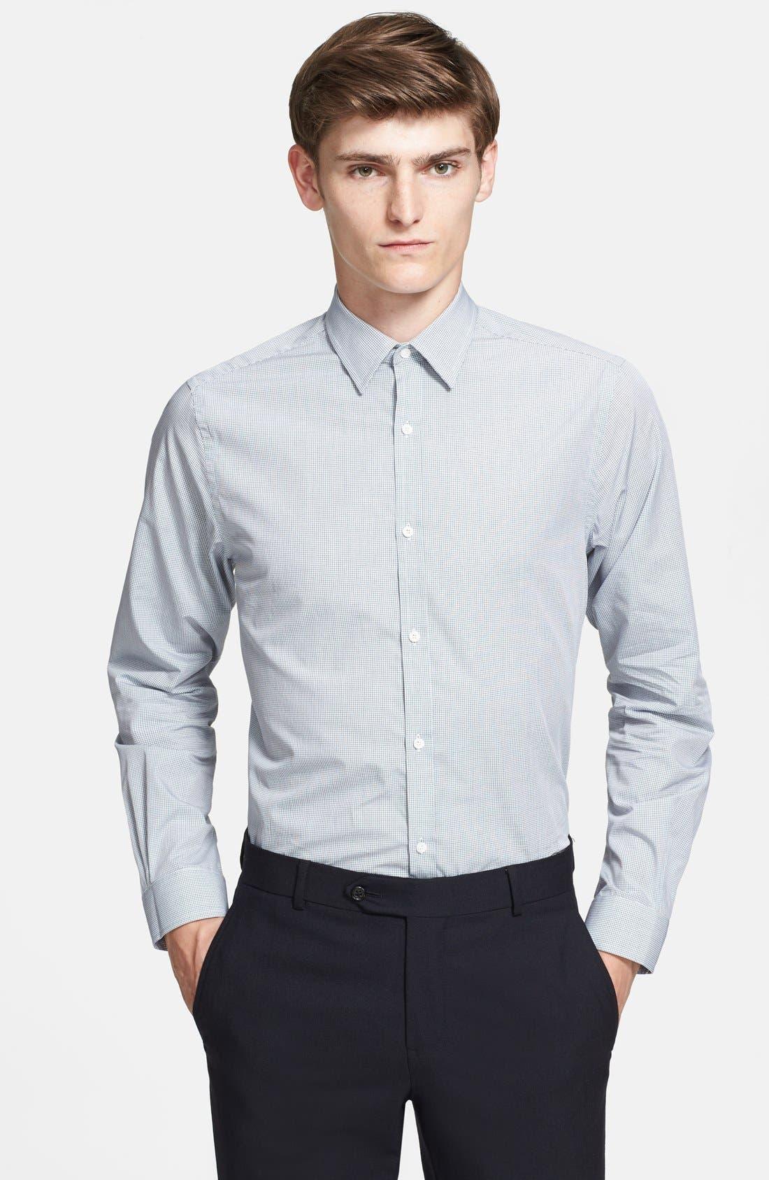 Alternate Image 1 Selected - Burberry London Dress Shirt