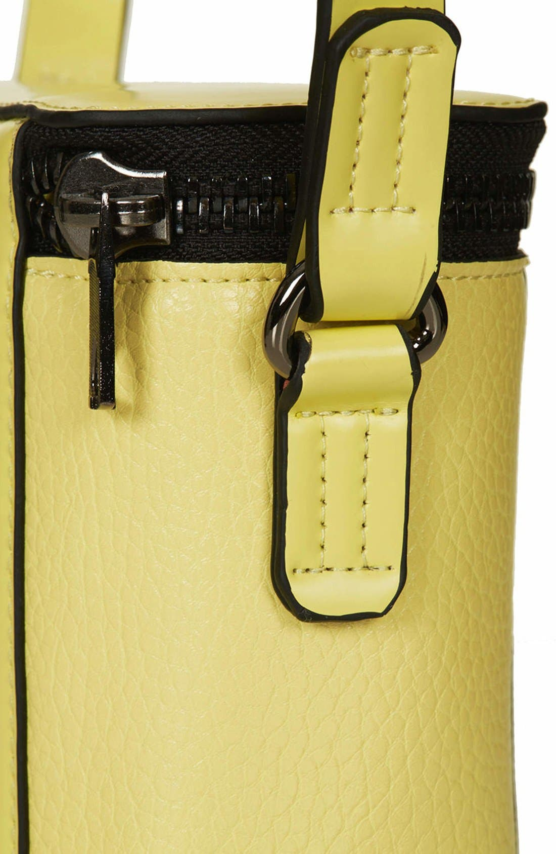 Alternate Image 3  - Topshop Mini Crossbody Bag